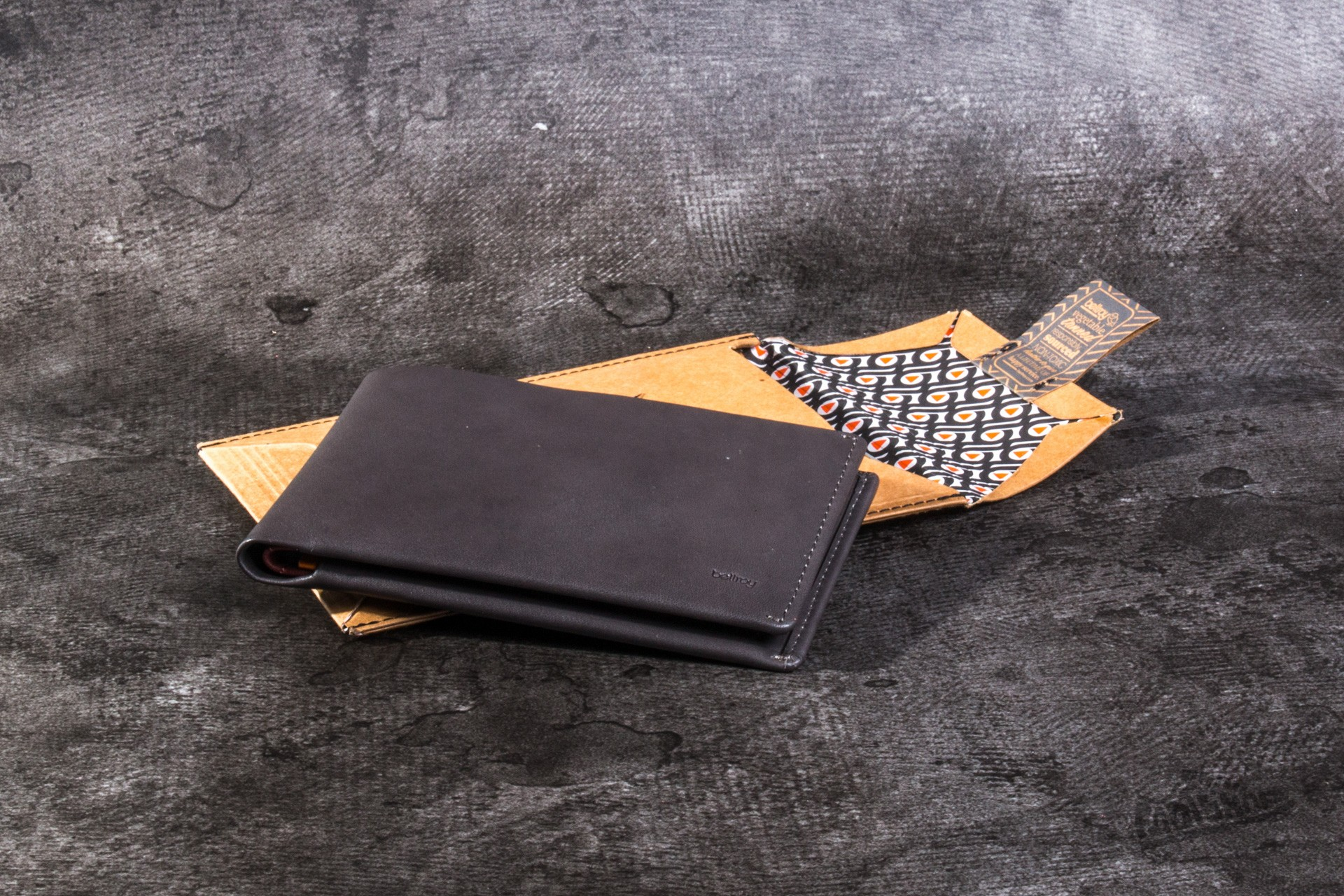 Bellroy Travel Wallet Charcoal Footshop – FR