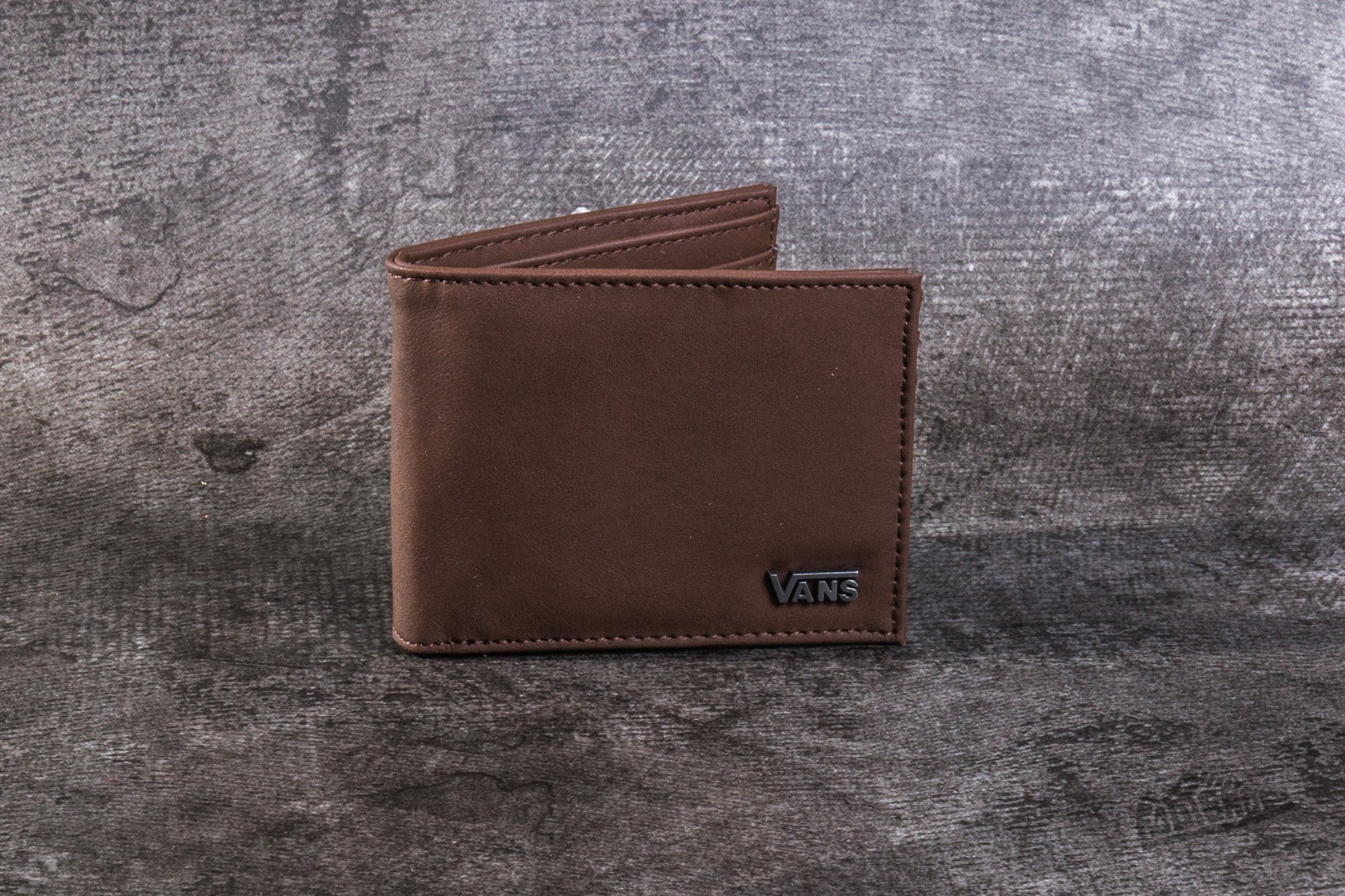 Vans Suffolk Wallet Brown Footshop – FR
