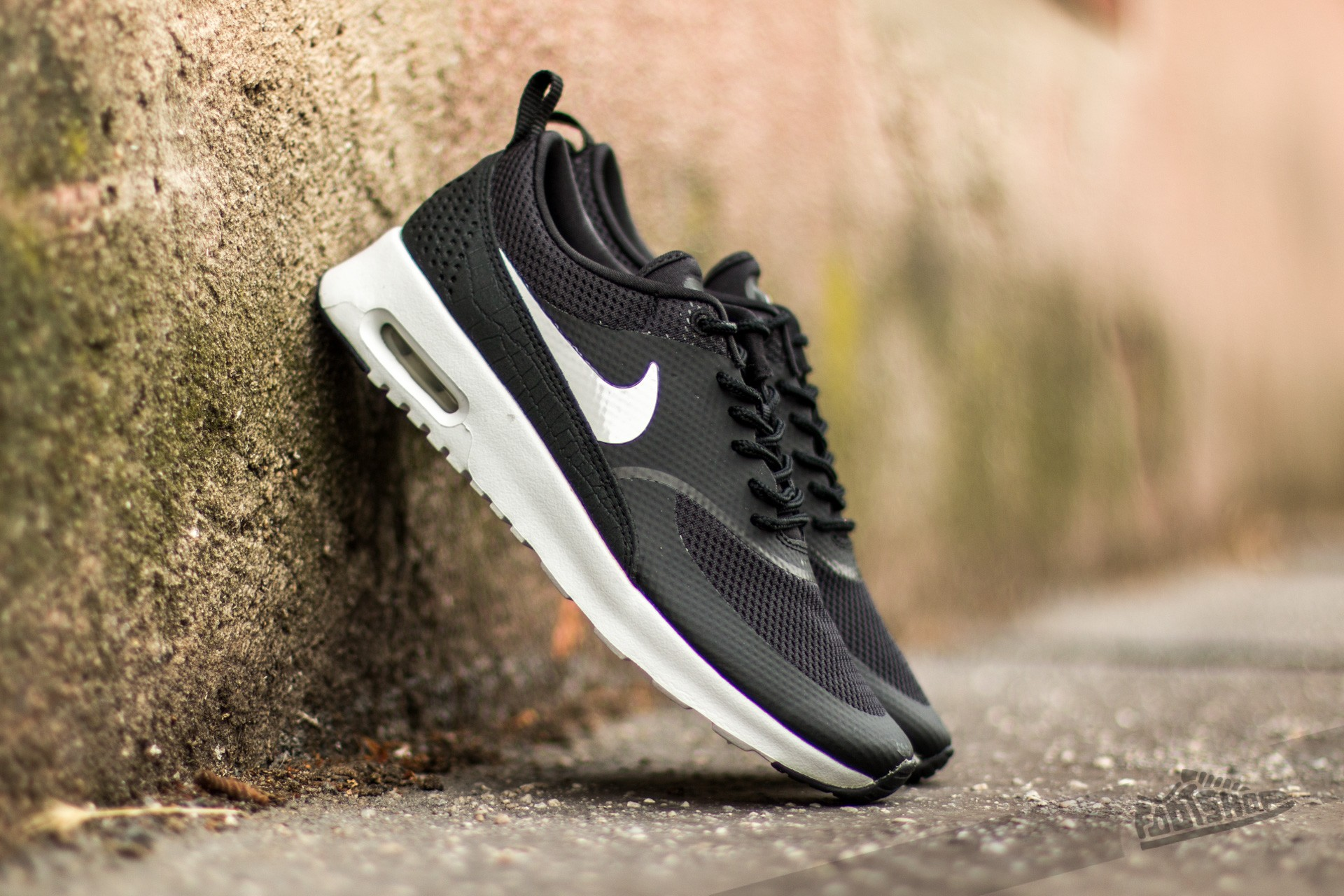 Nike Wmns Air Max Thea Black/ Summit White Footshop – FR