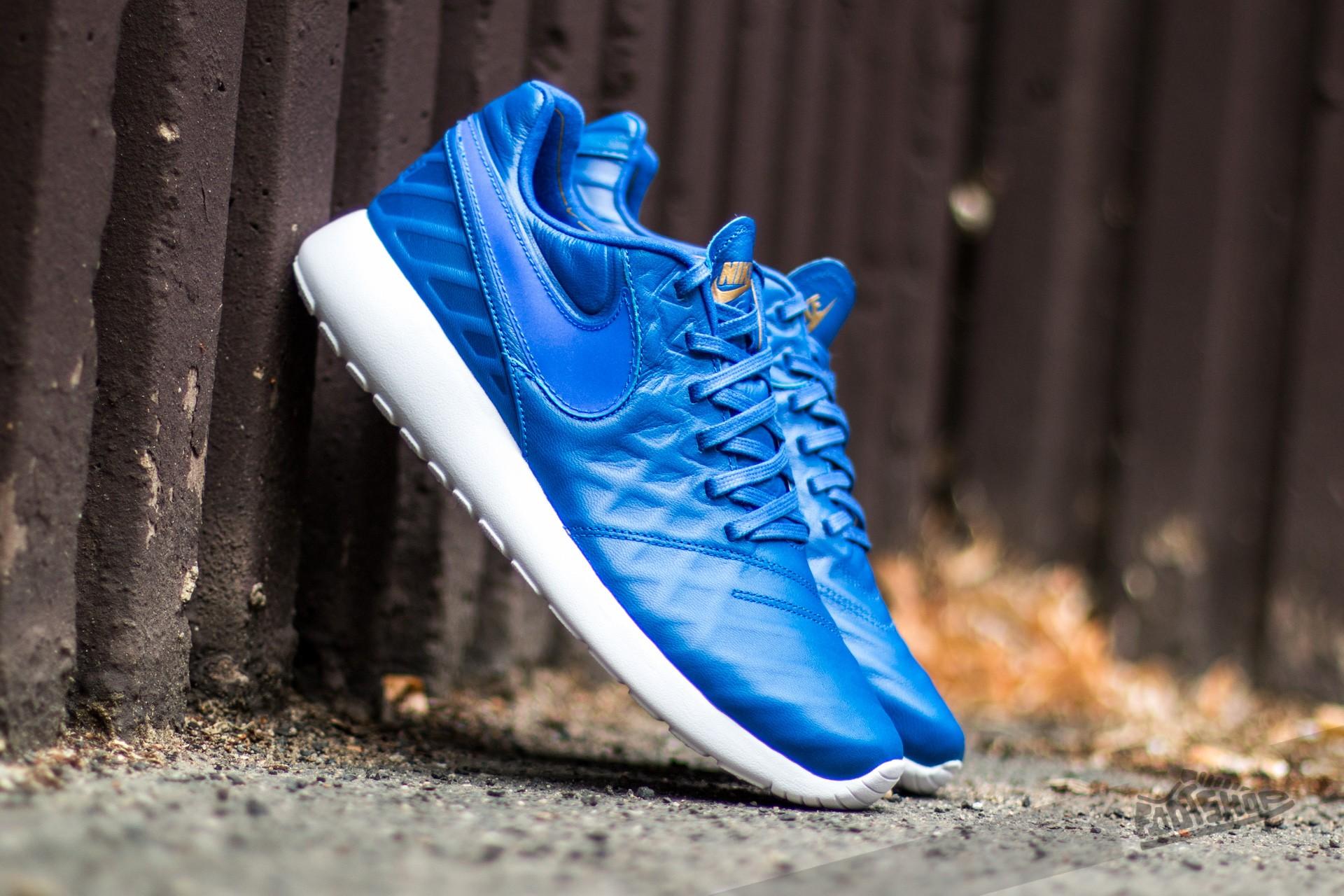 Nike Roshe Tiempo VI QS Racer Blue/ Racer Blue-Metallic Gold-White Footshop – FR