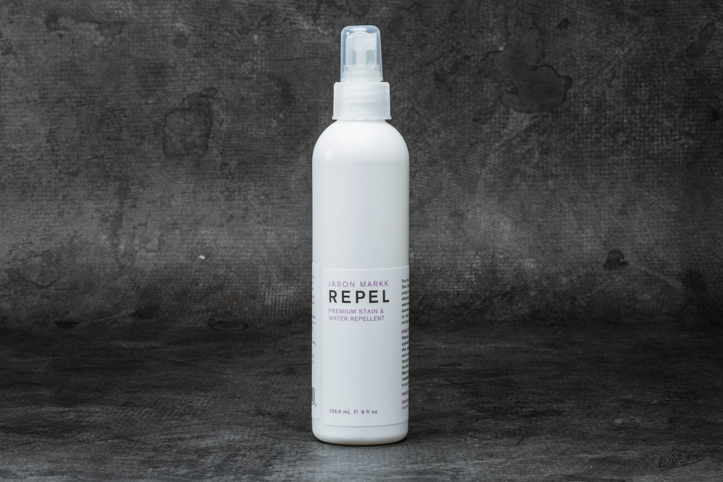 Jason Markk Repel Pump Spray 236,6 ml Footshop – FR