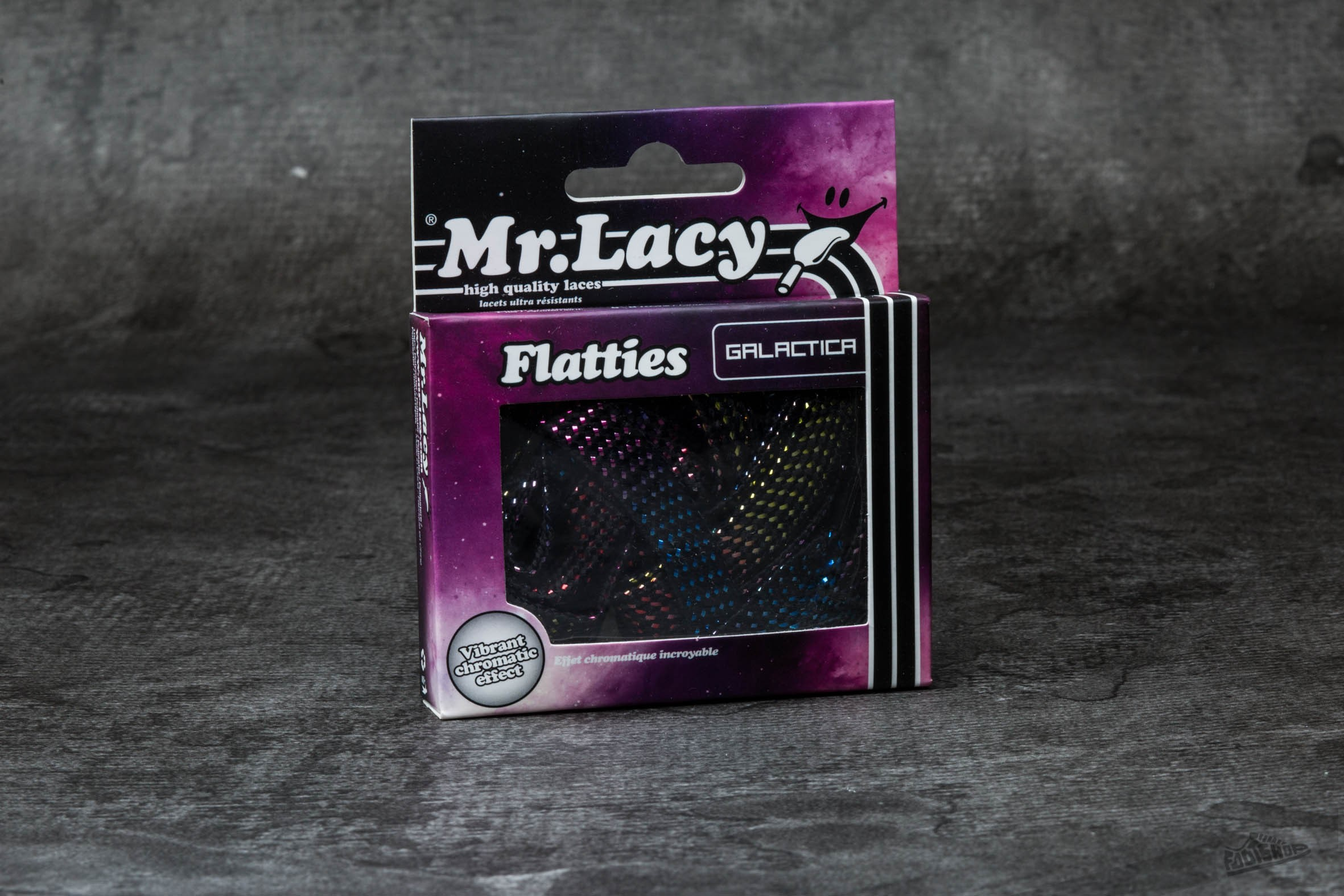 Mr.Lacy Flatties Galactica