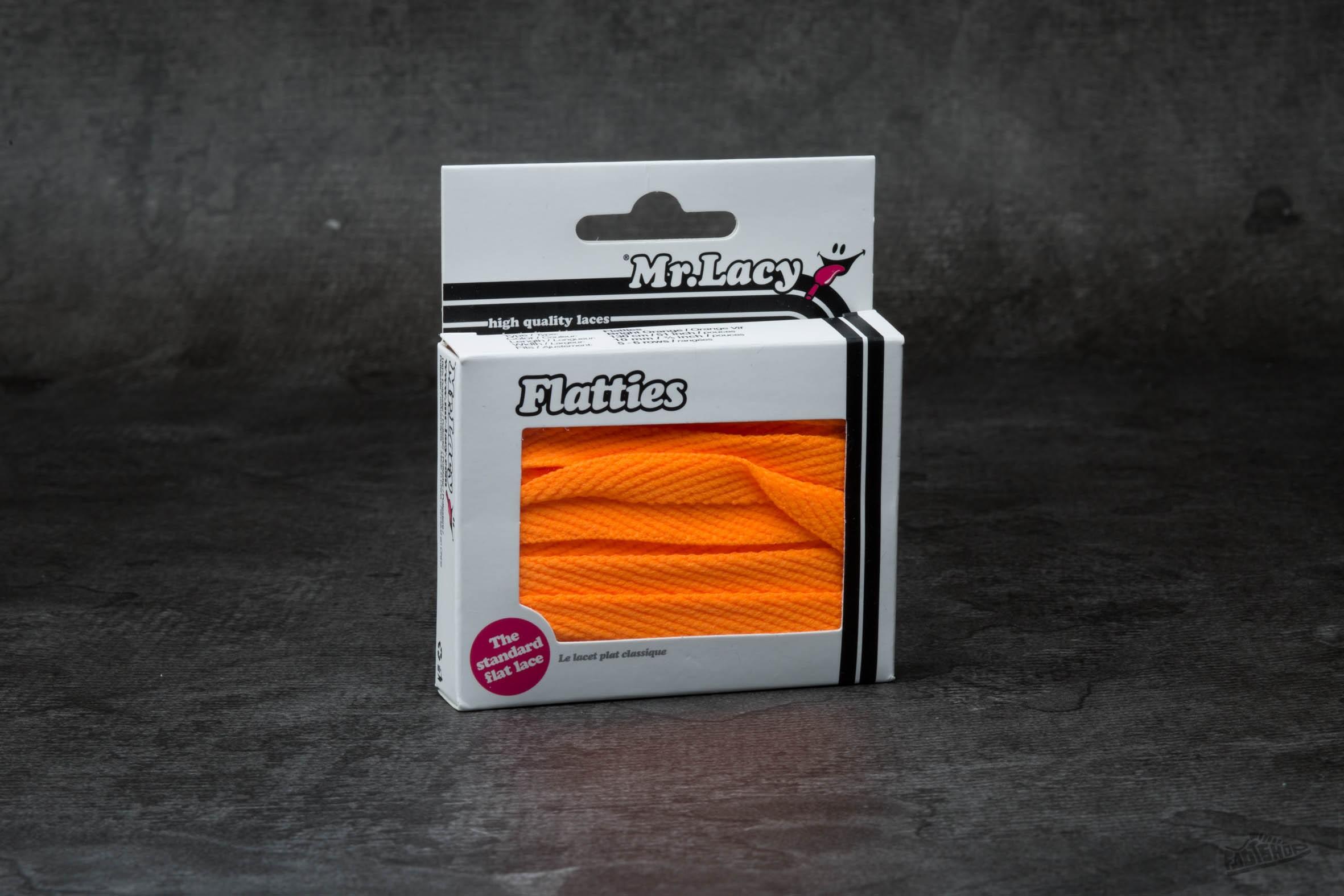 Mr.Lacy Flatties Bright Orange
