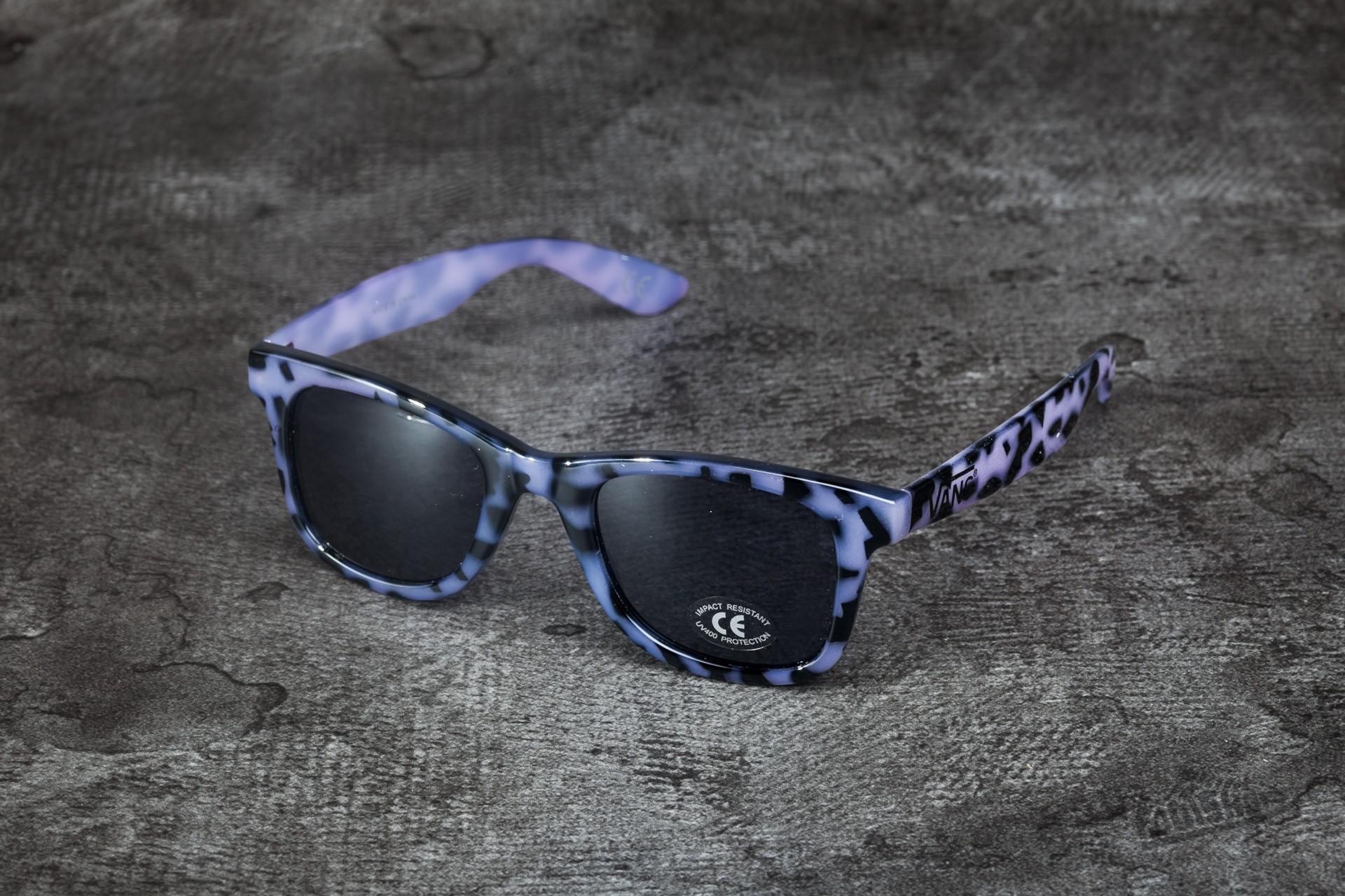 Vans Janelle Hipster Sunglasses Lilac
