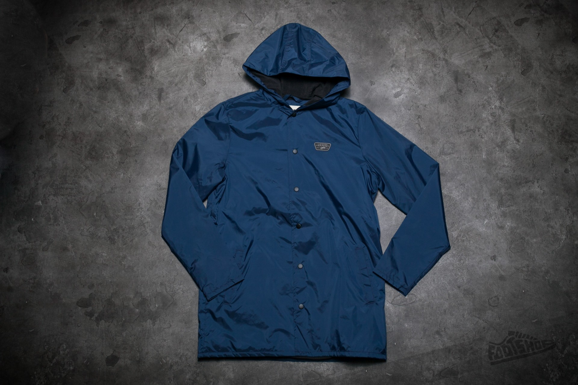 Vans Turnstall Parka Dress Blue Footshop – FR