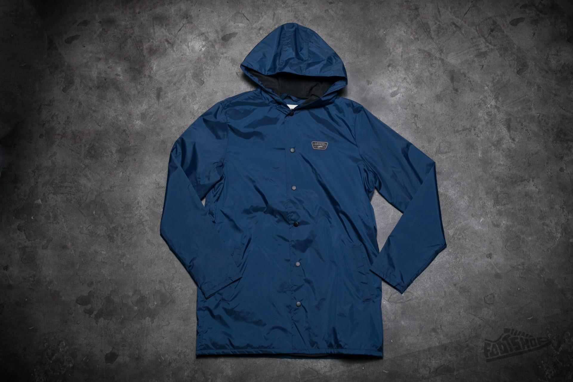 Vans Turnstall Parka Dress Blue