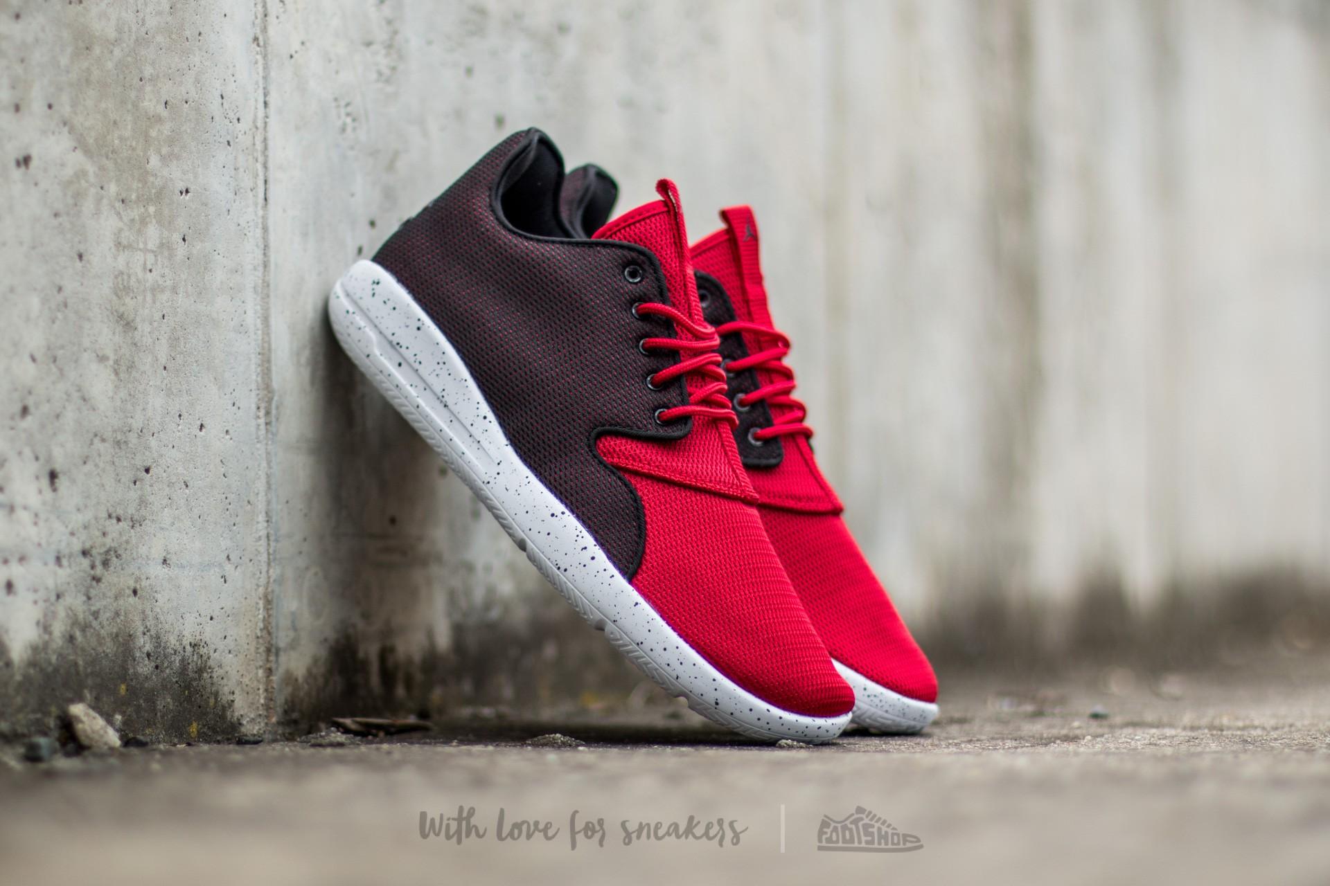 Jordan Eclipse Gym Red/ Gym Red-Black-White
