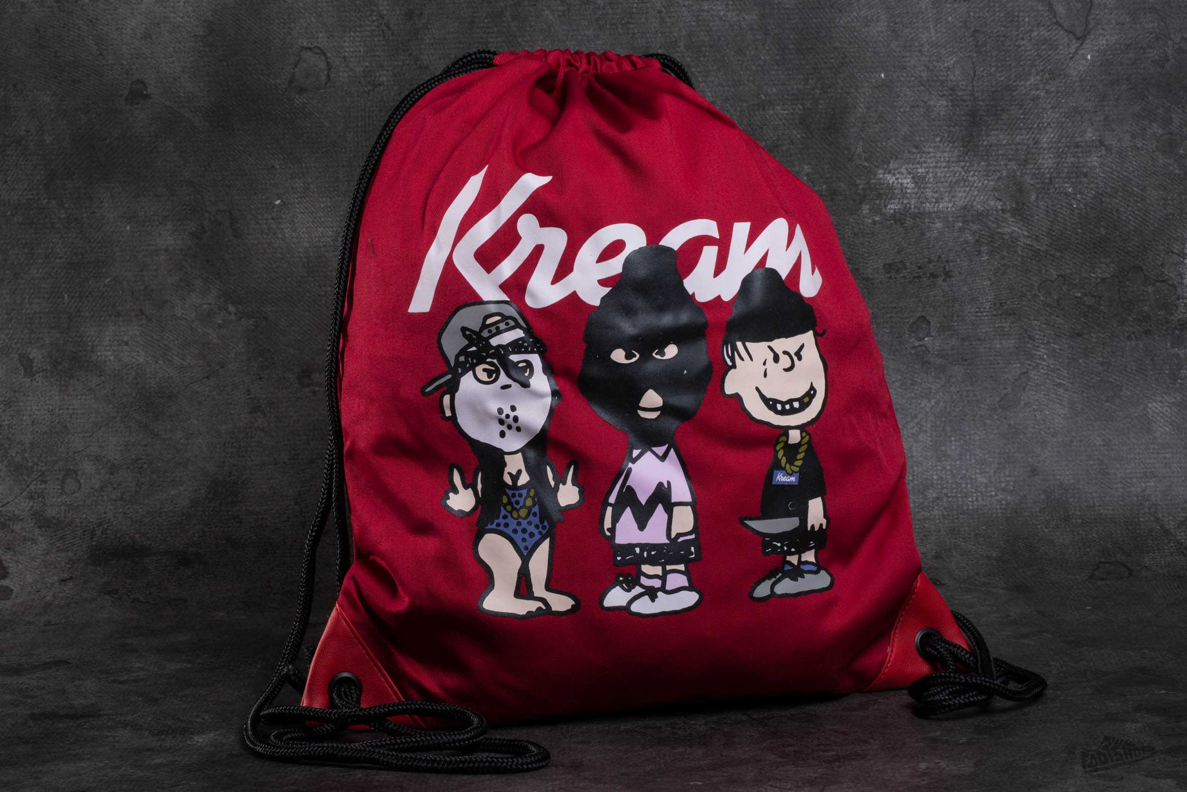 Kream Thugrats Bag Red/ Multicolor