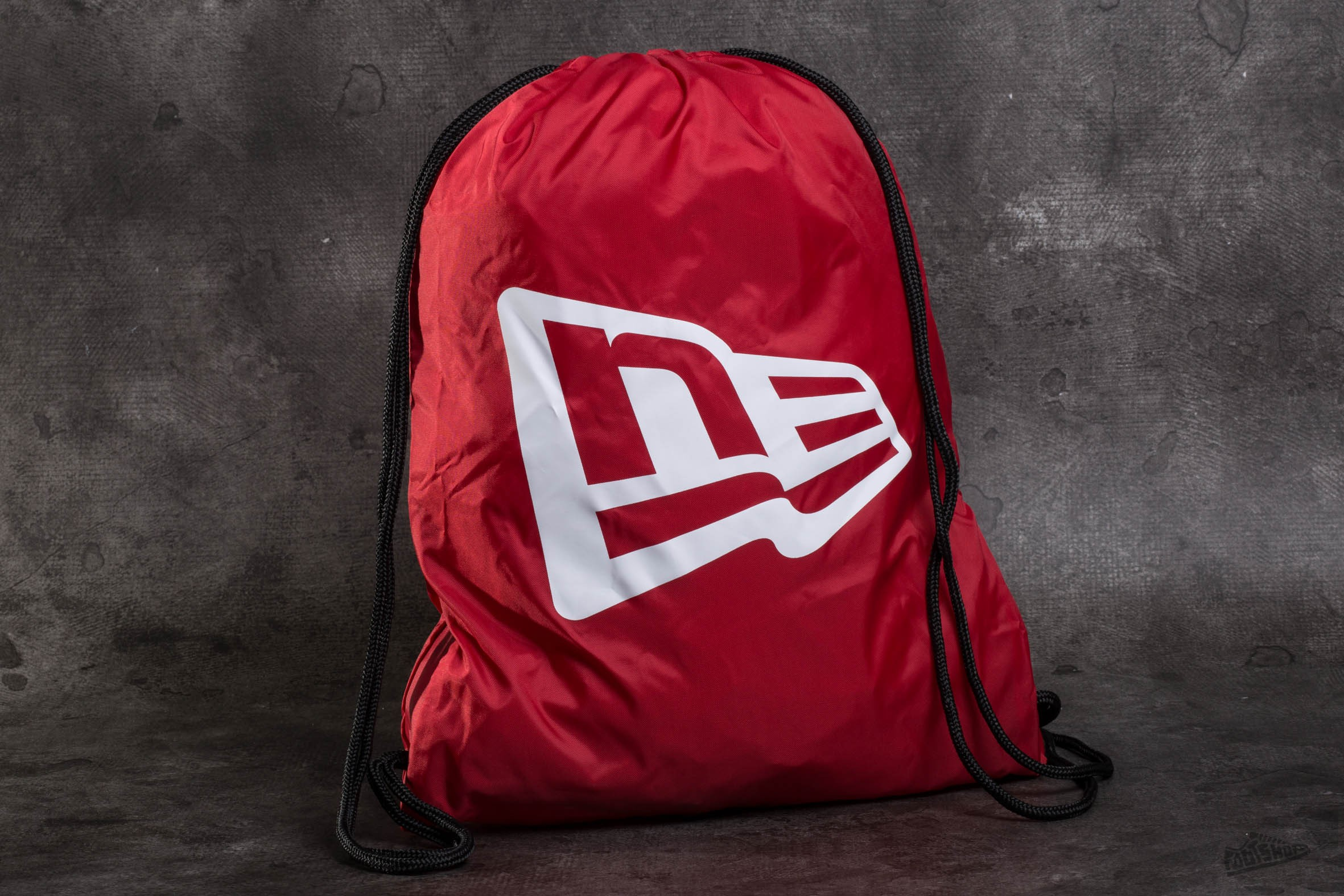 New Era Gym Sack Red
