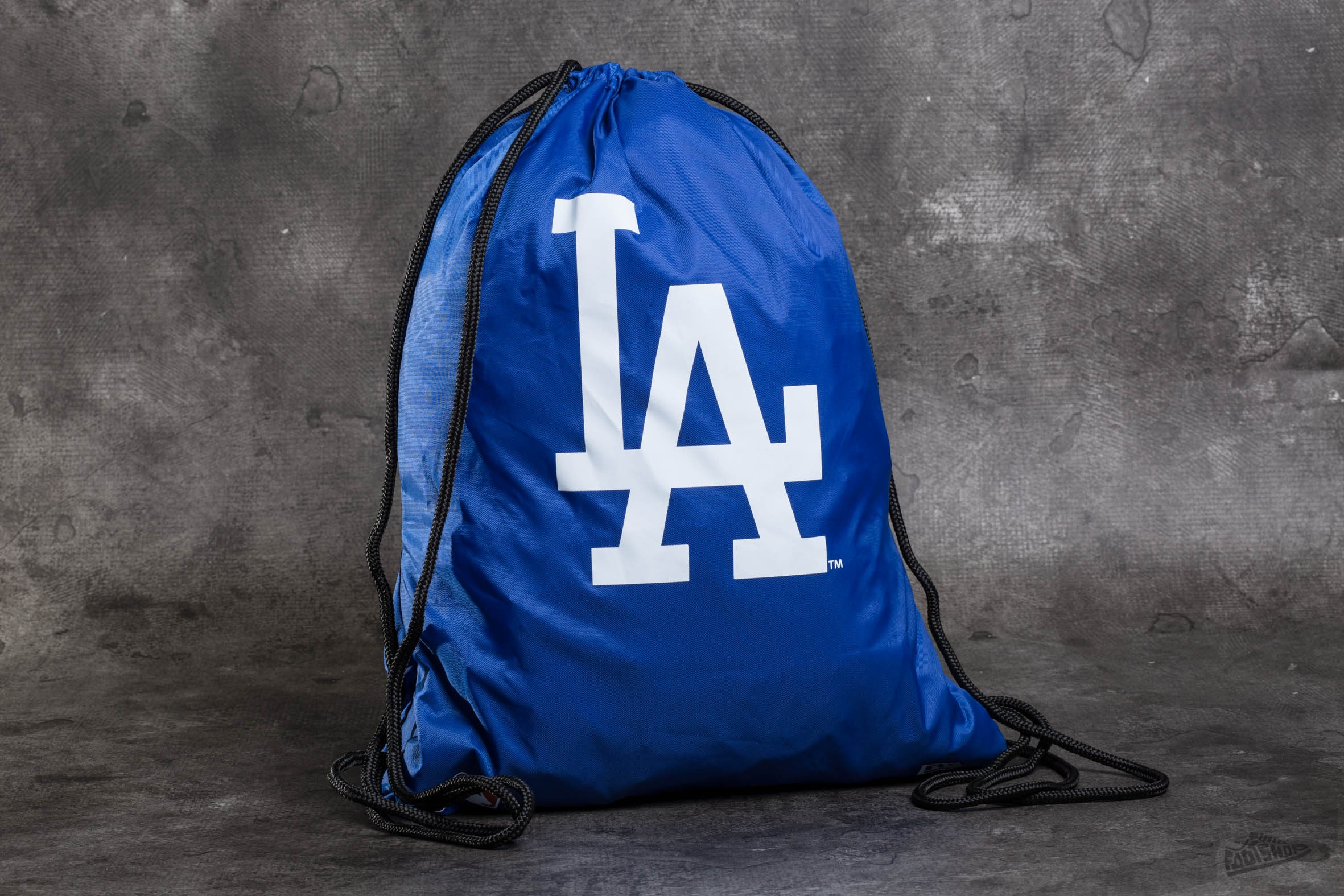 New Era Gym Sack Major League Baseball Los Angeles Dodgers Blue Footshop – FR