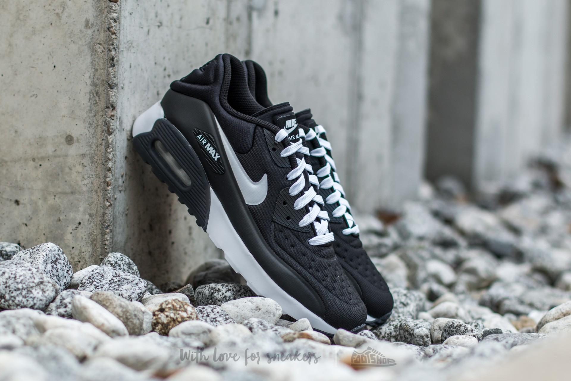 Nike Air Max 90 Ultra SE Black/ White-Anthracite-White Footshop – FR