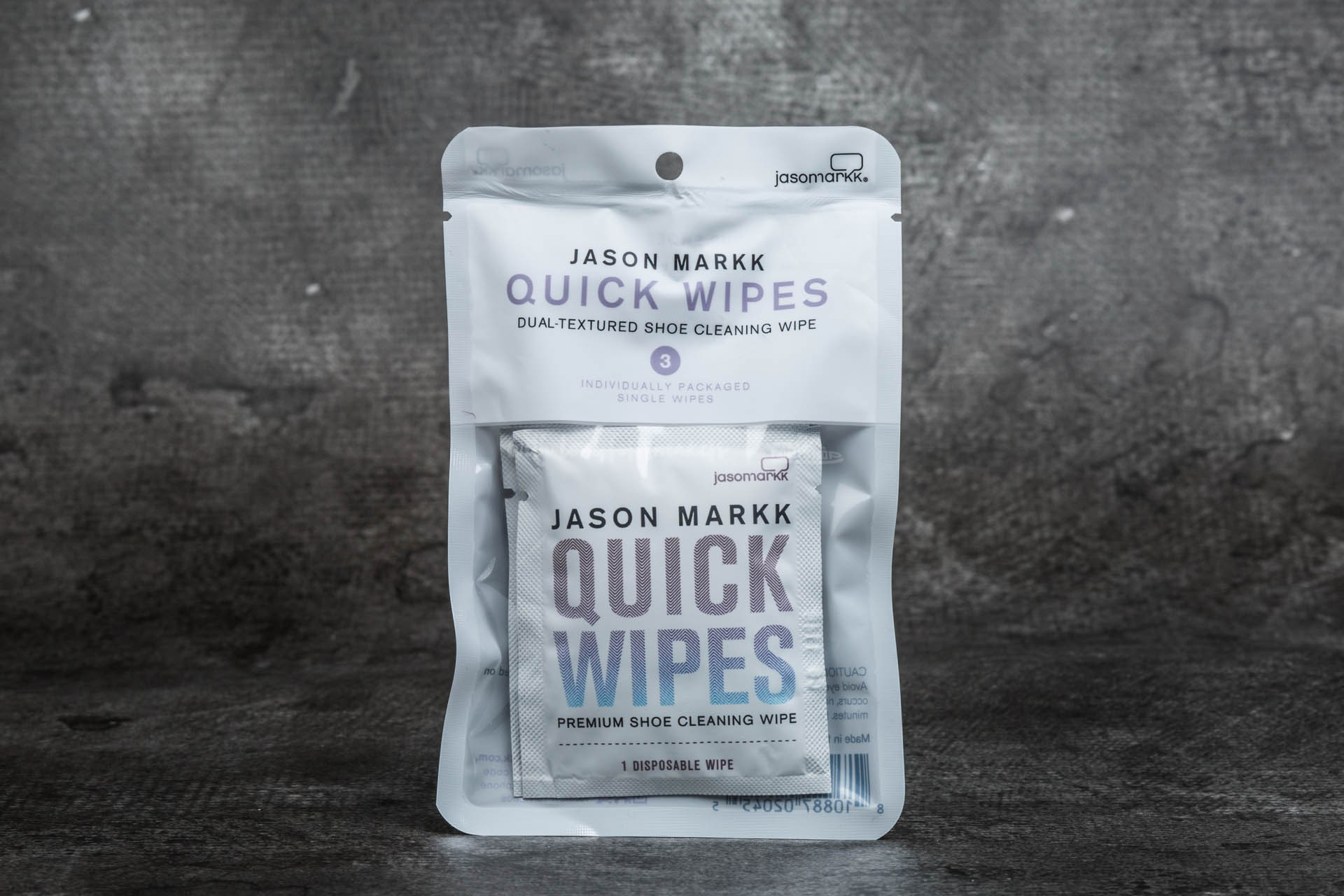 Jason Markk Quick Wipes – Pack of 3 Footshop – FR