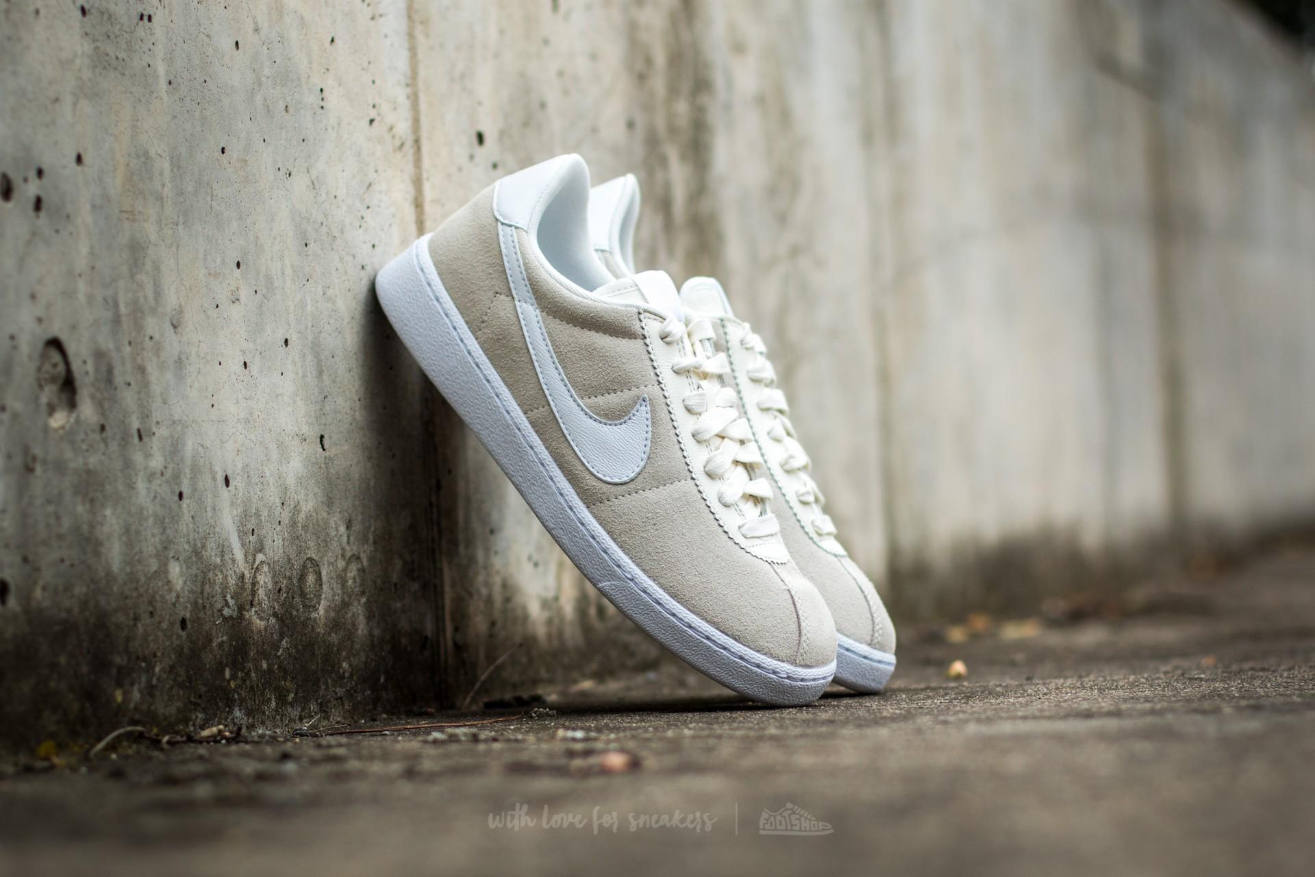 Nike Bruin Sail/ White-White