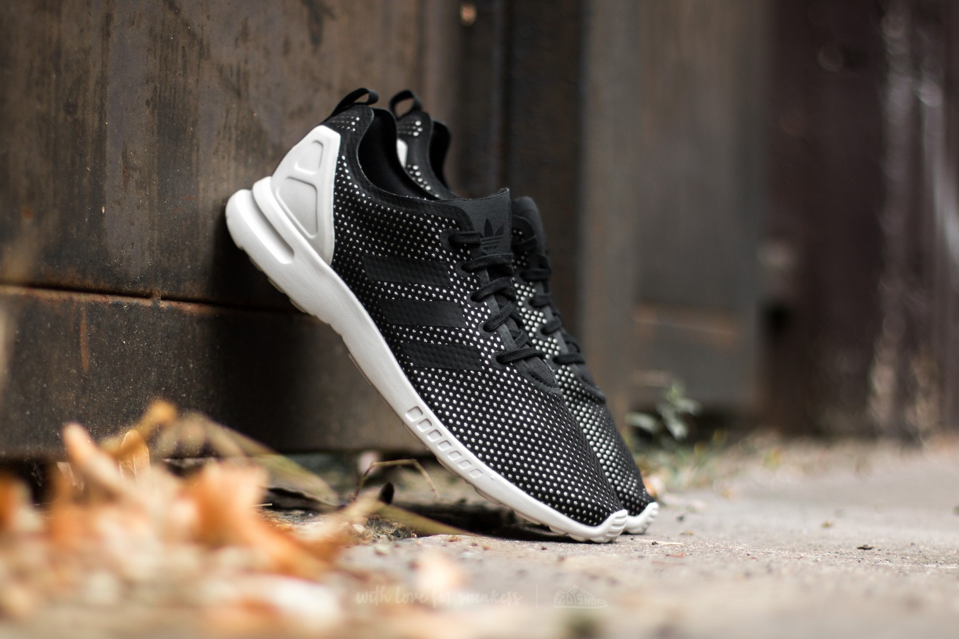 adidas ZX Flux ADV Smooth W Core Black/ Core Black Footshop – FR