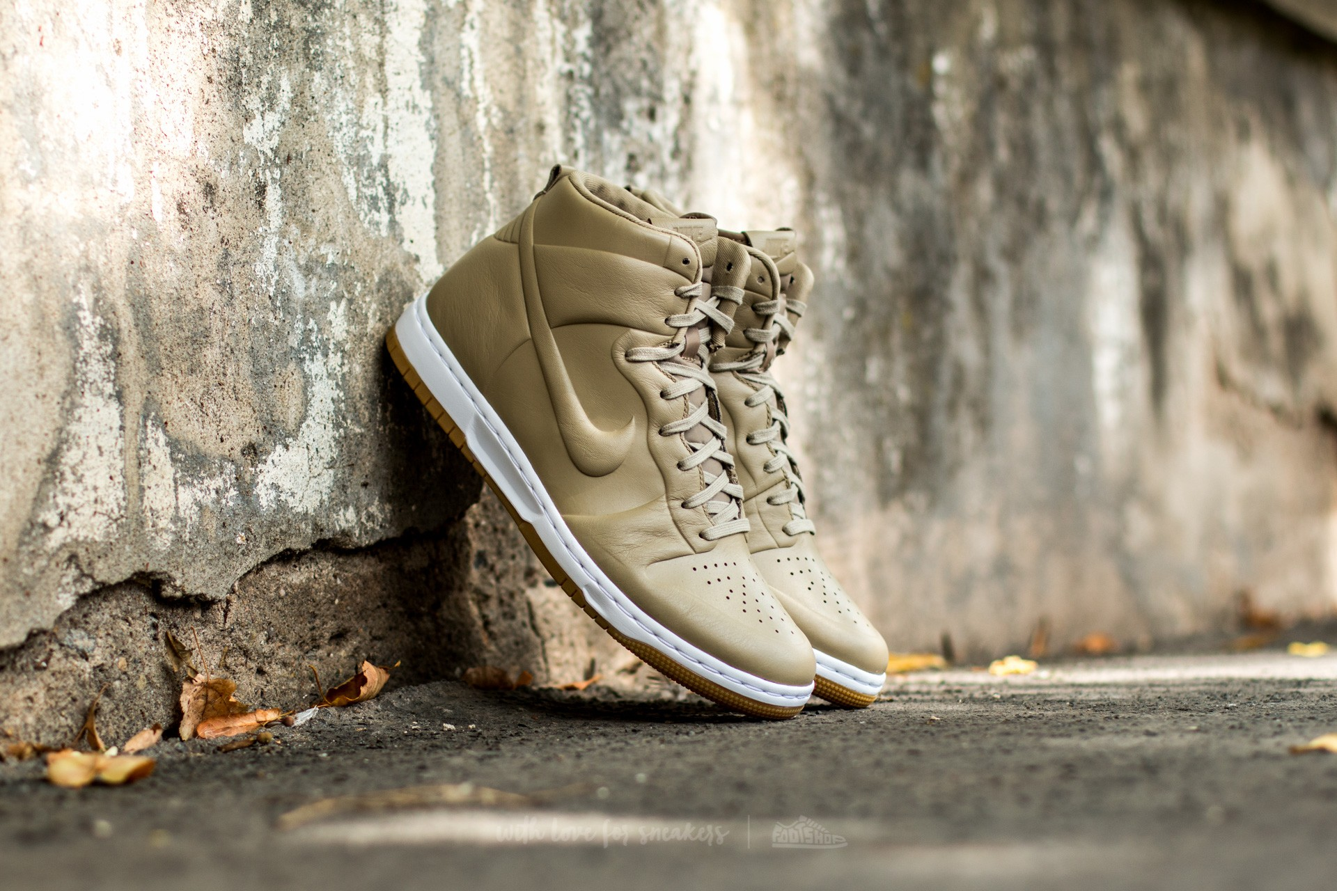 Nike Dunk Ultra Craft Khaki/ Khaki-White-Gum Light Brown Footshop – FR