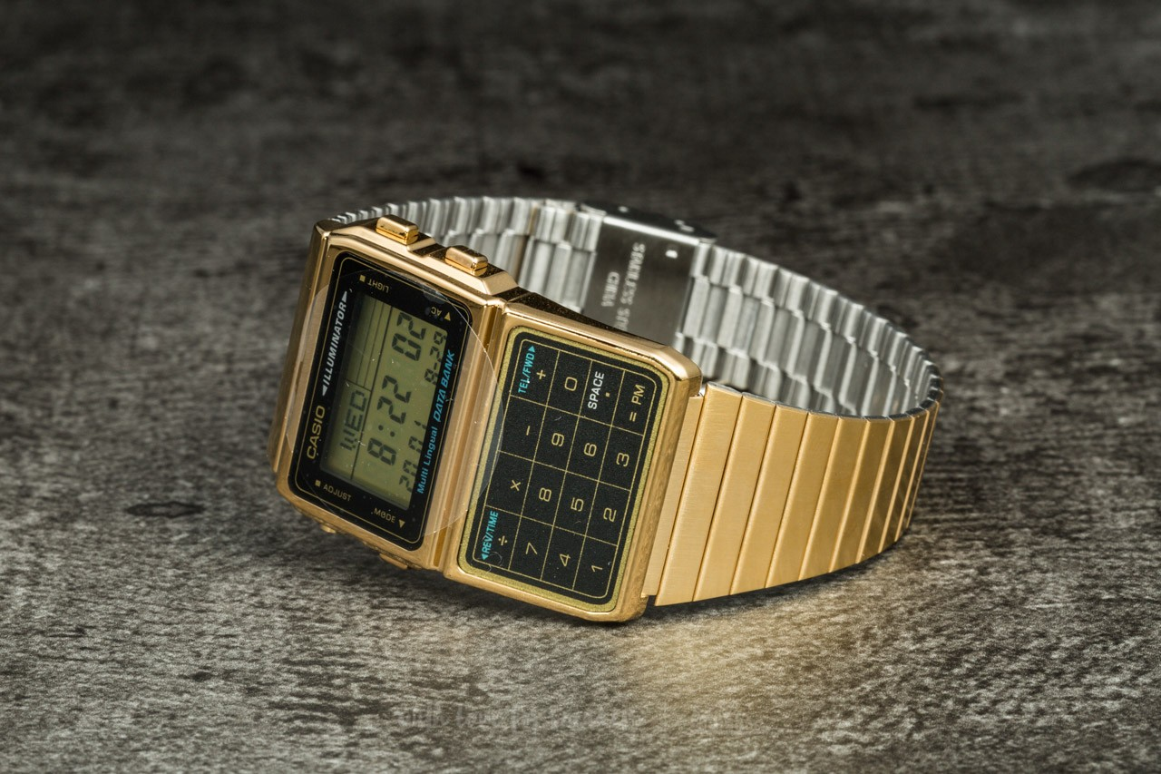 Casio DBC-611GE-1EF Gold Footshop – FR