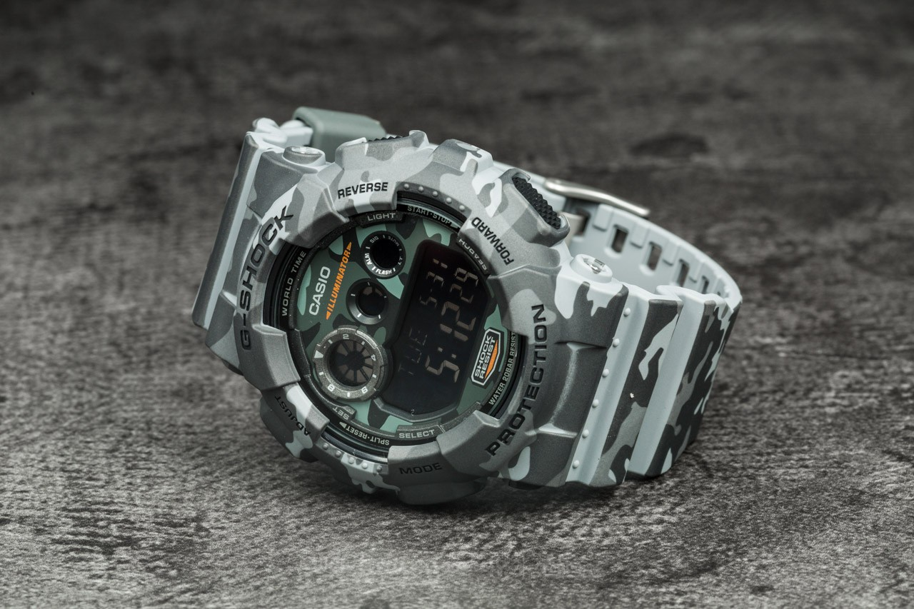G-Shock GD 120CM-8 Footshop – FR