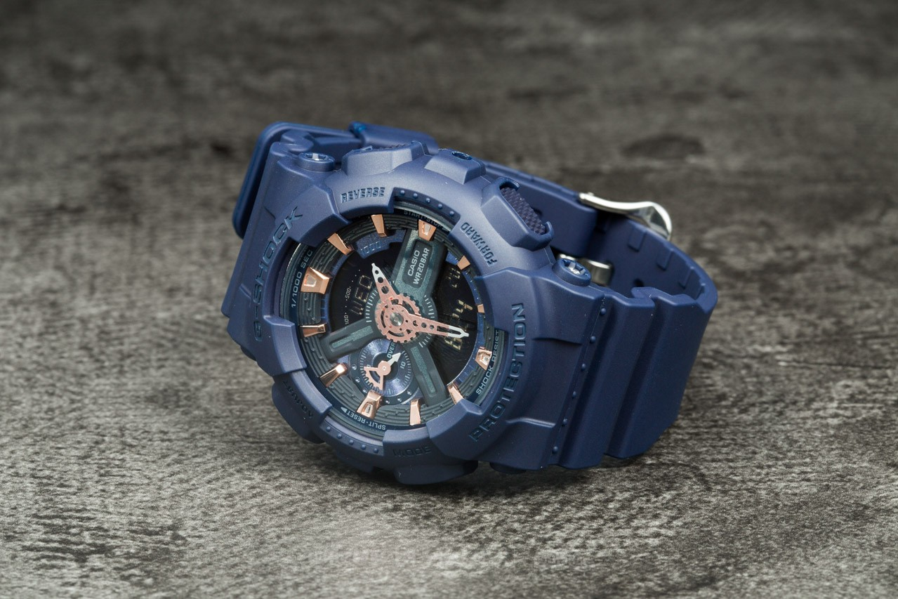 G-Shock GMA S110CM-2A Footshop – FR