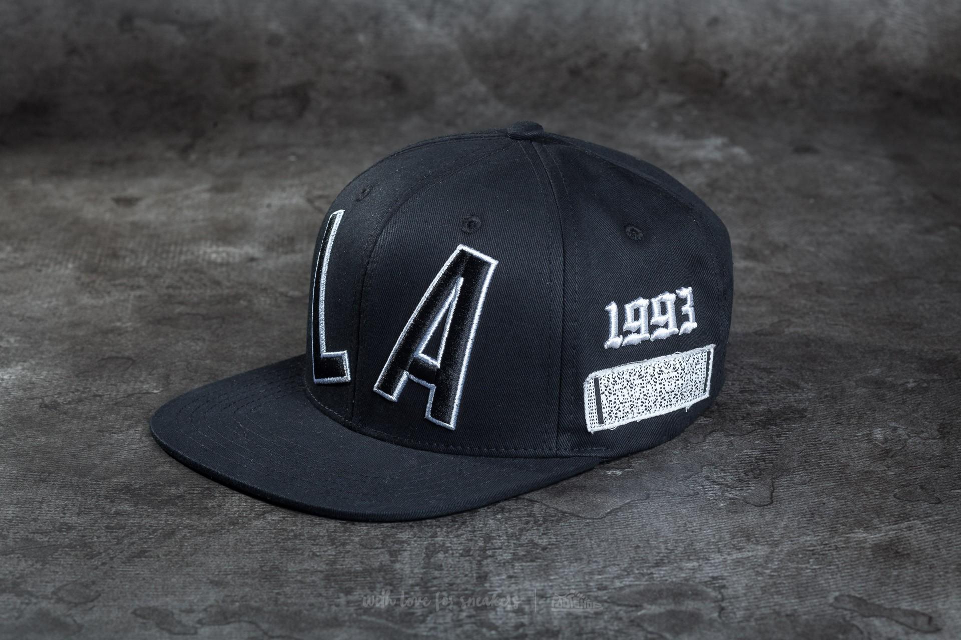 STAMPD LA Code Hat Black