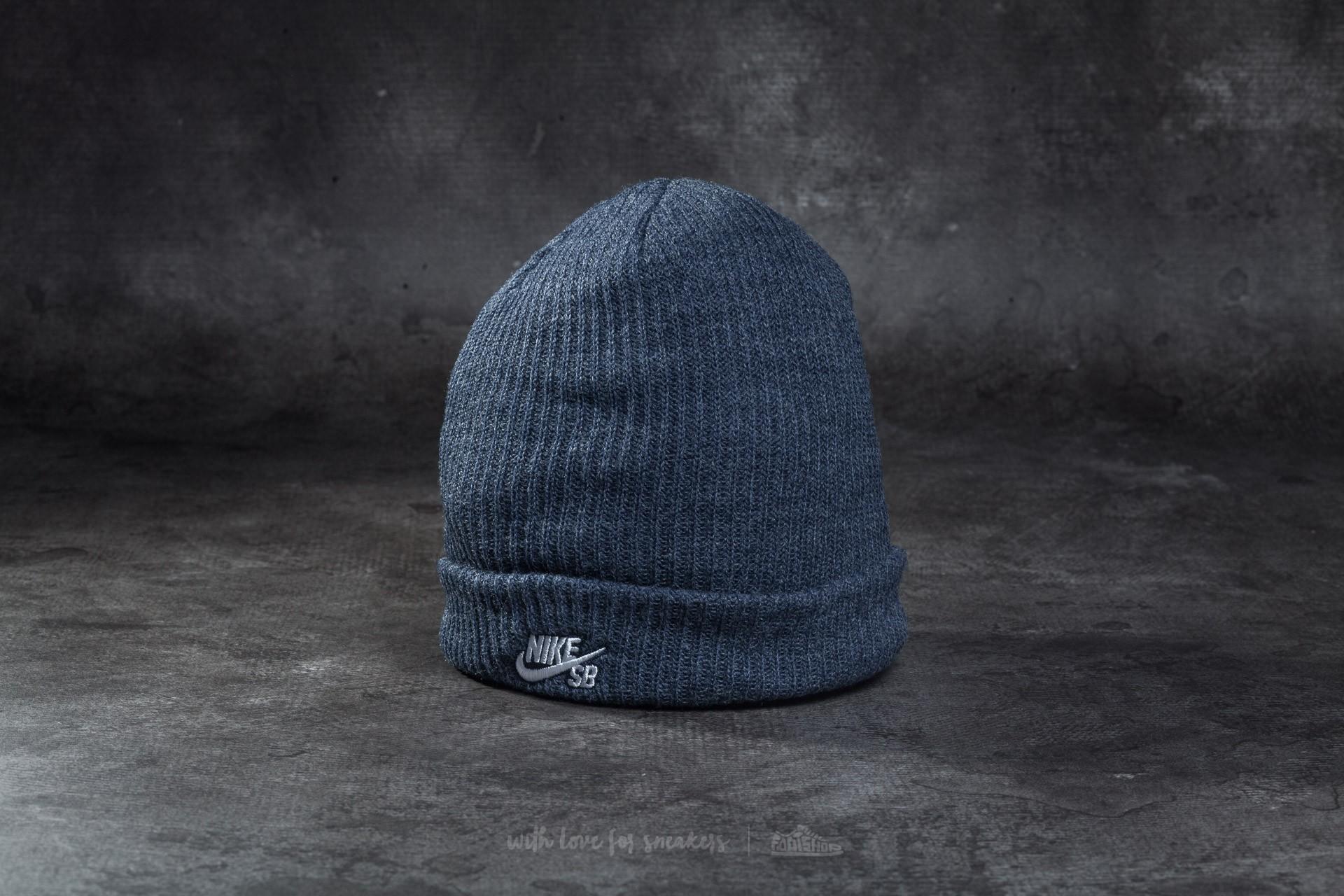 Nike SB Beanie Dark Grey