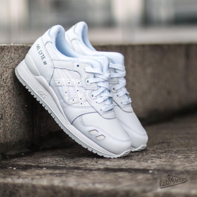 Asics Gel Lyte III White/ White Footshop – FR