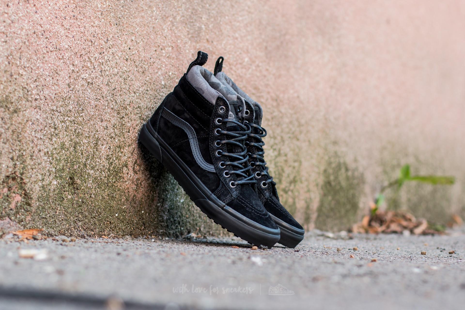 Vans Sk8-Hi MTE (MTE) Black/ Black/ Camo Footshop – FR