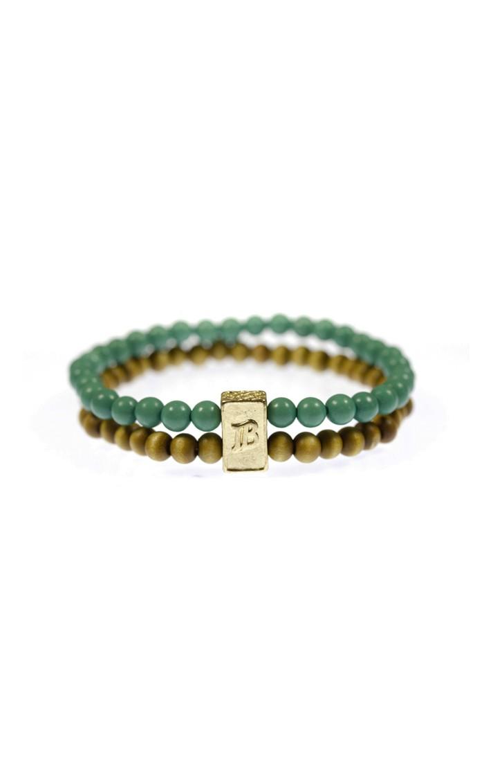 Icon Brand Vagator Bracelet Green Footshop – FR