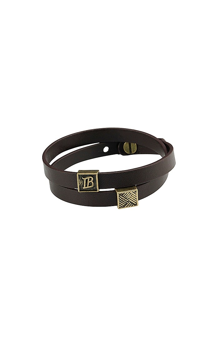 Icon Brand Libertine Bracelet Brown Footshop – FR