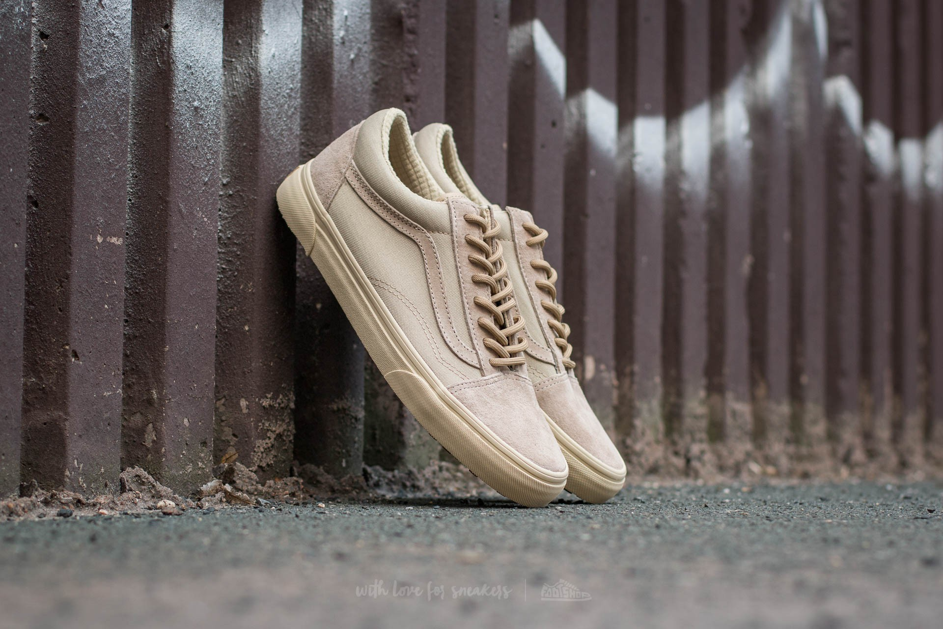 Vans Old Skool MTE (MTE) Khaki/ Light Khaki