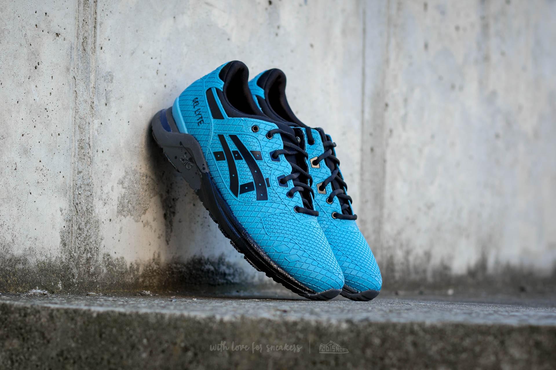 Asics Gel-Lyte Evo Light Blue/ Black Footshop – FR