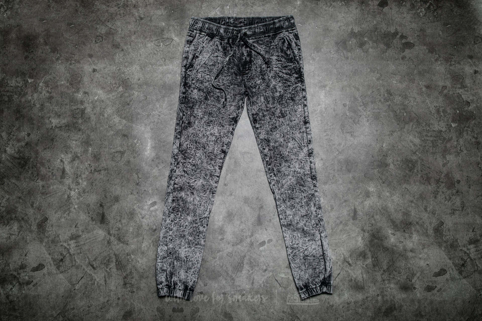 Urban Classics Stretch Denim Jogging Pants Acid Black Footshop – FR