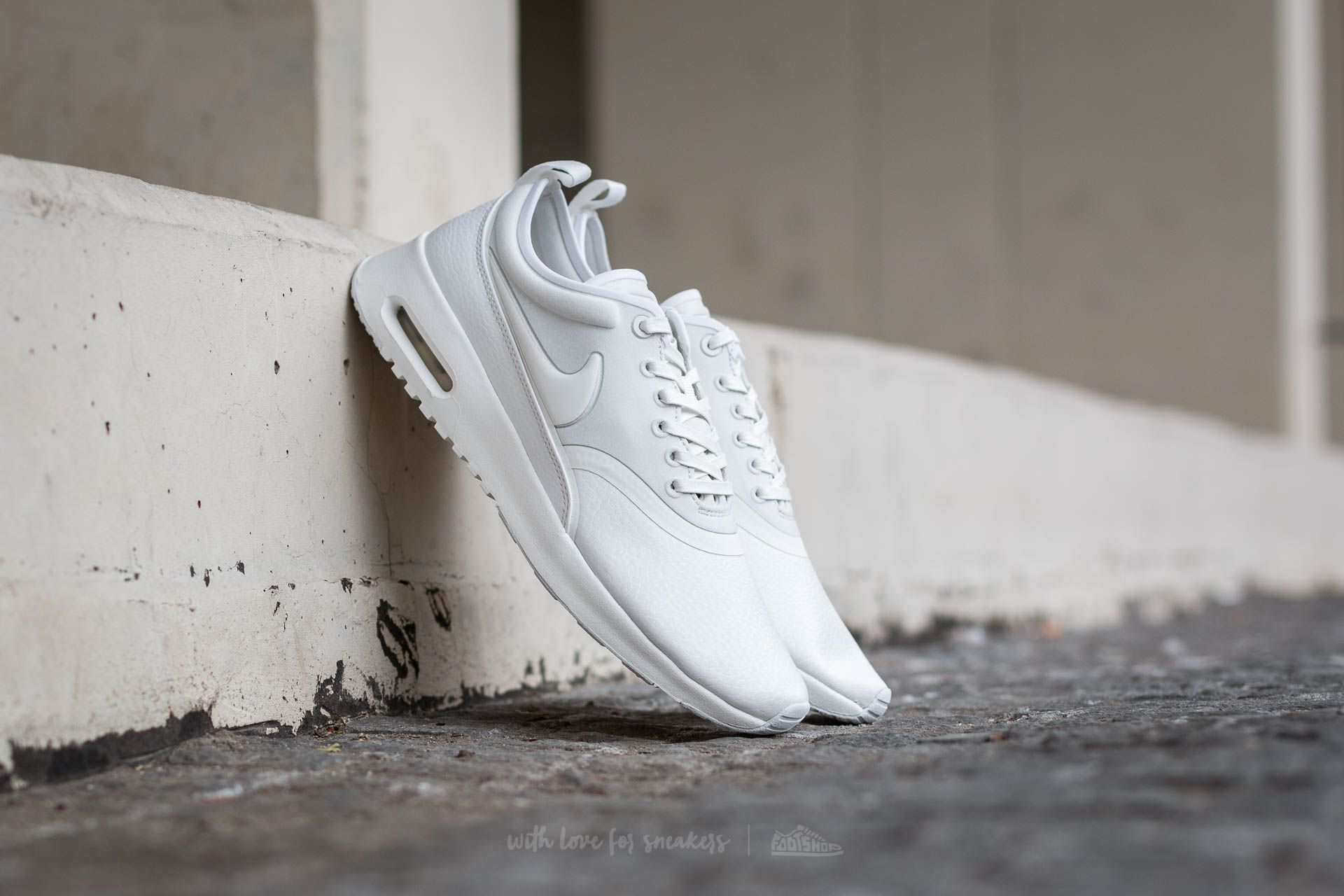 Nike W Air Max Thea Ultra Premium Summit White/ Summit White Footshop – FR