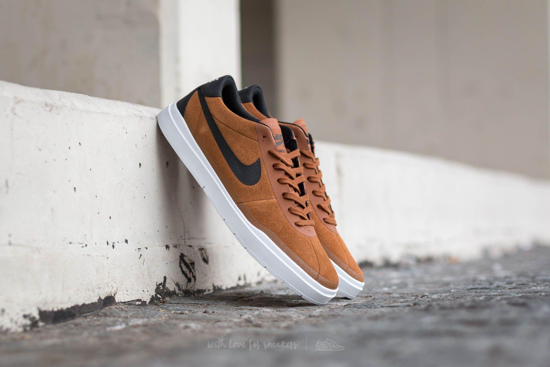 Nike Bruin SB Hyperfeel Hazelnut/ Black-White