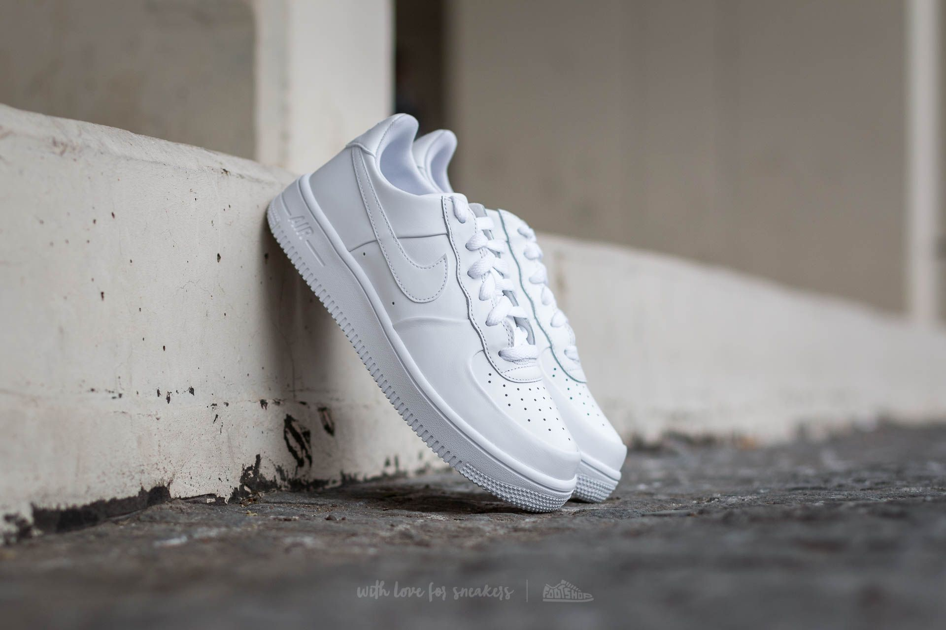 Nike Air Force 1 Ultraforce (GS) White/ White-White Footshop – FR