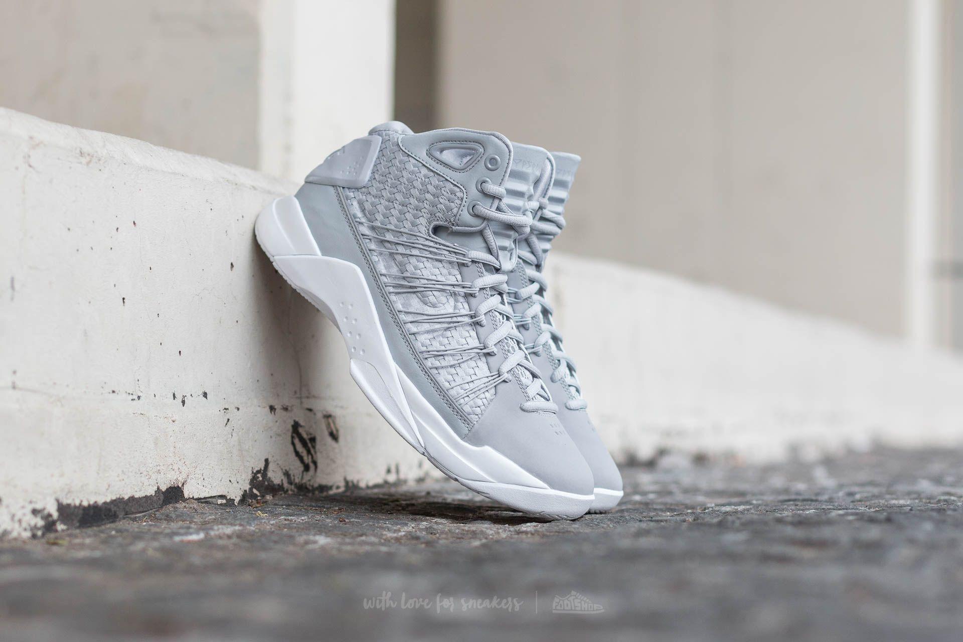 Nike Hyperdunk Lux Wolf Grey/ Wolf Grey-White Footshop – FR