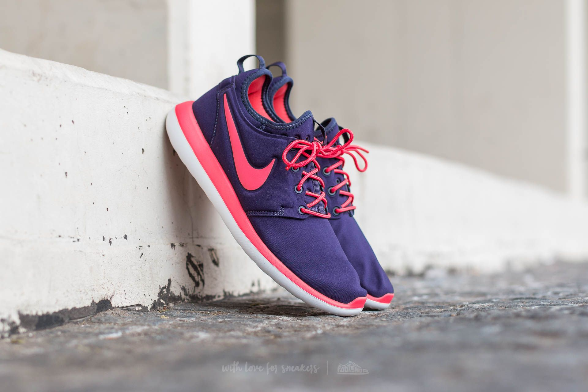 Nike Roshe Two (GS) Purple Dynasty/ Ember Glow