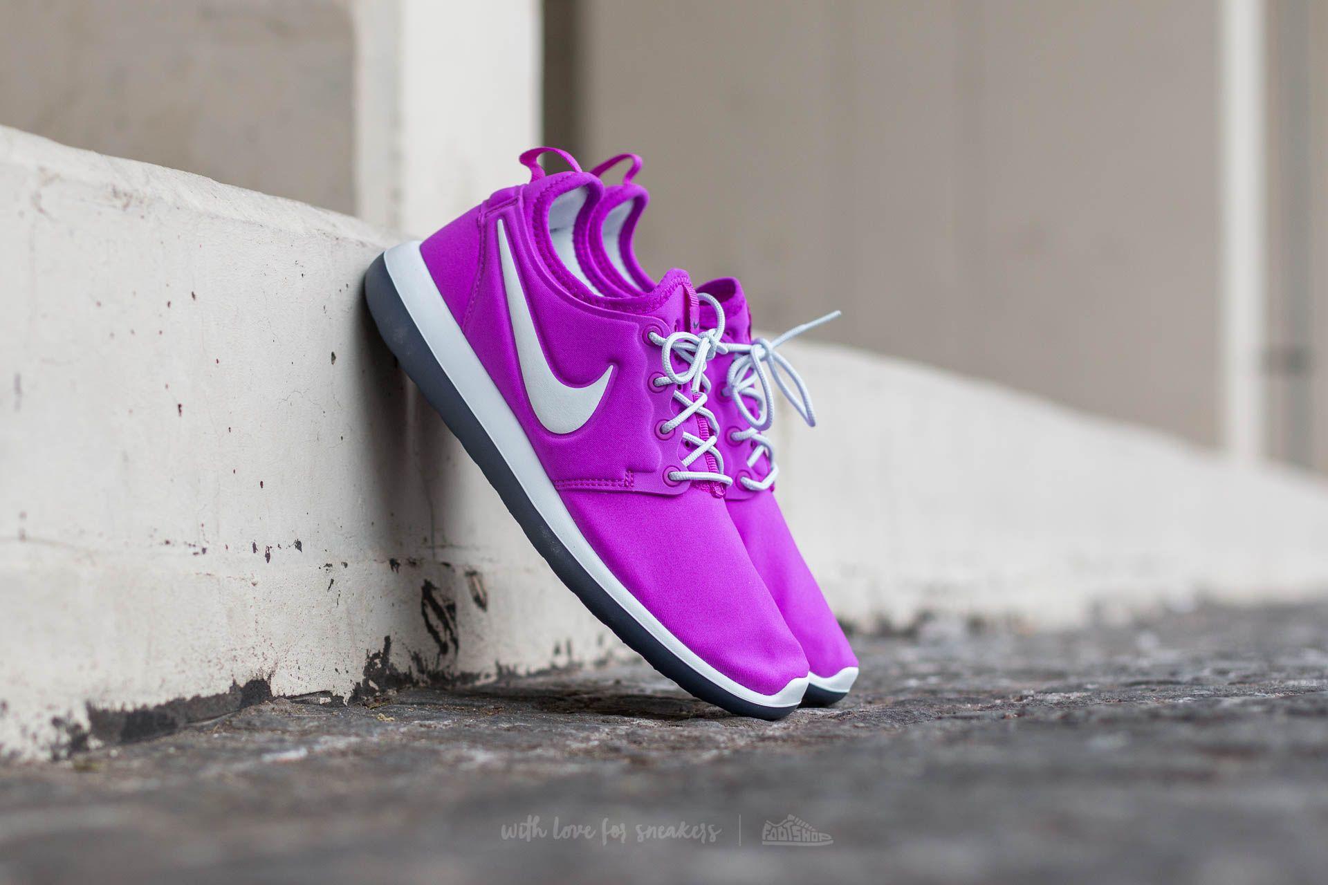 Nike Roshe Two (GS) Hyper Violet/ Blue Tint