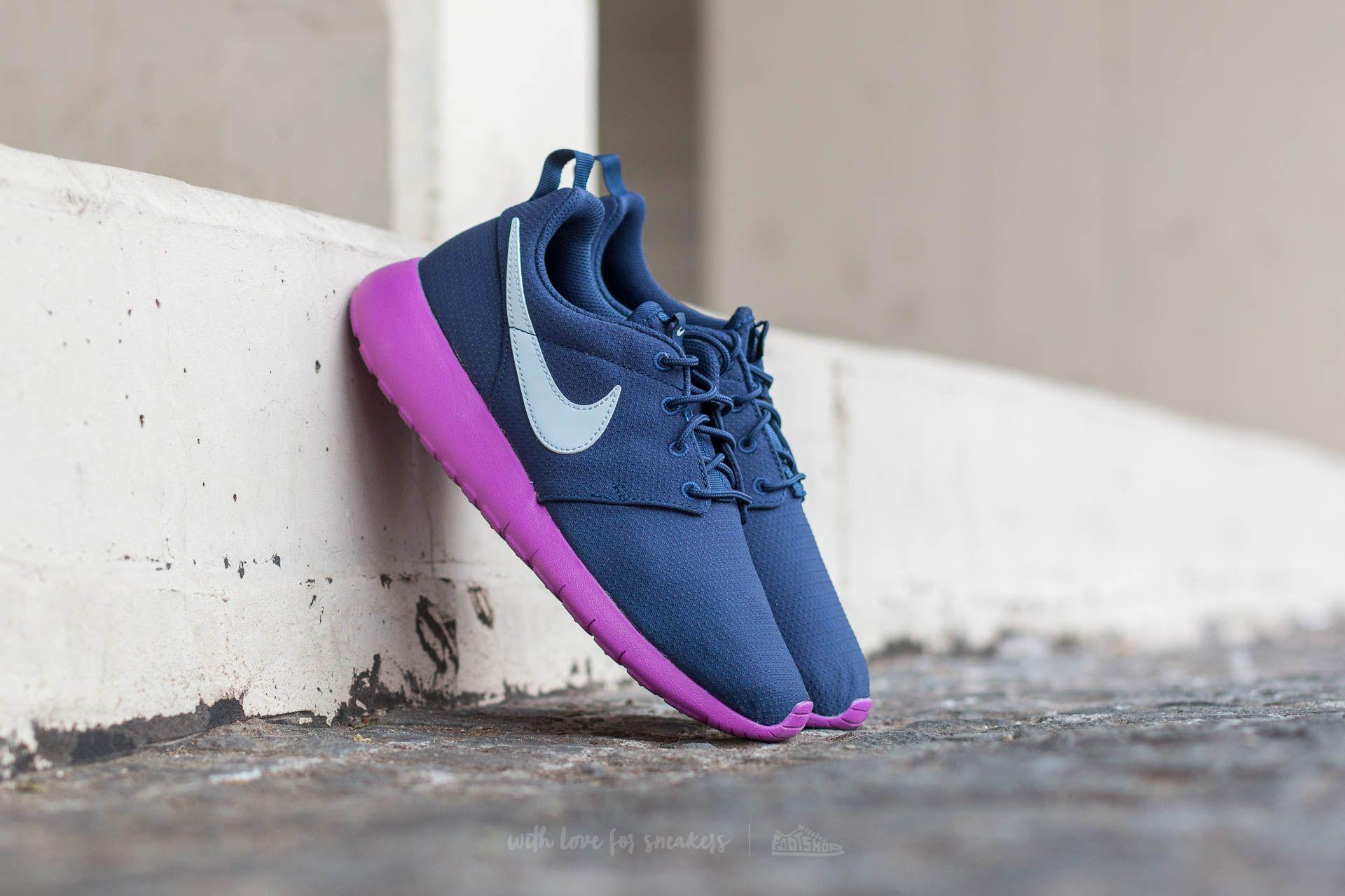 Nike Roshe One (GS) Midnight Navy/ Blue Tint
