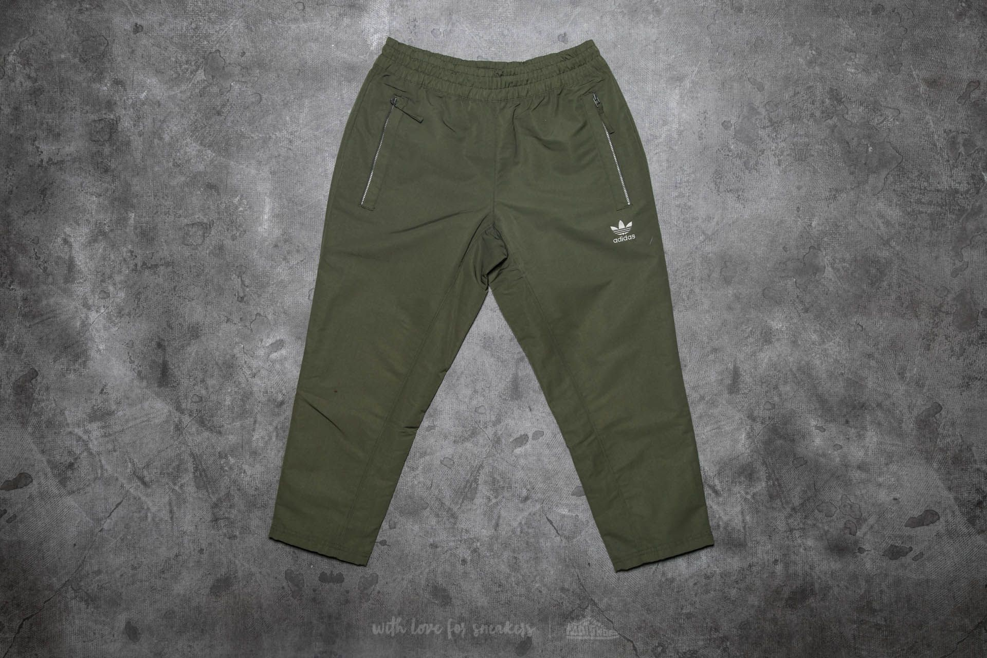 adidas Woven 7/8 Trackpants Night Cargo