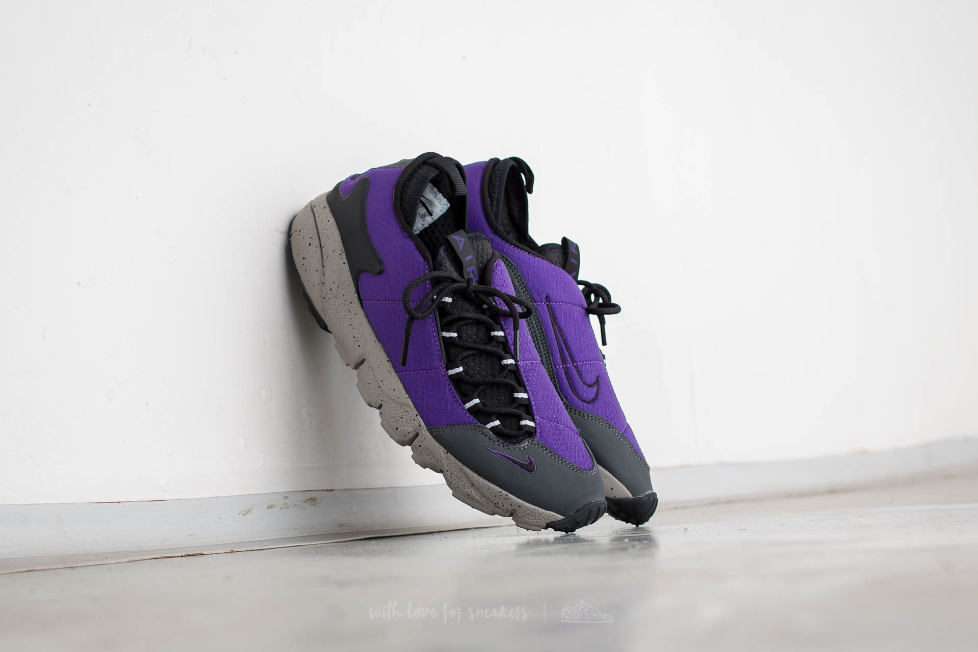 Nike Air Footscape NM Court Purple/ Black-Light Taupe Footshop – FR
