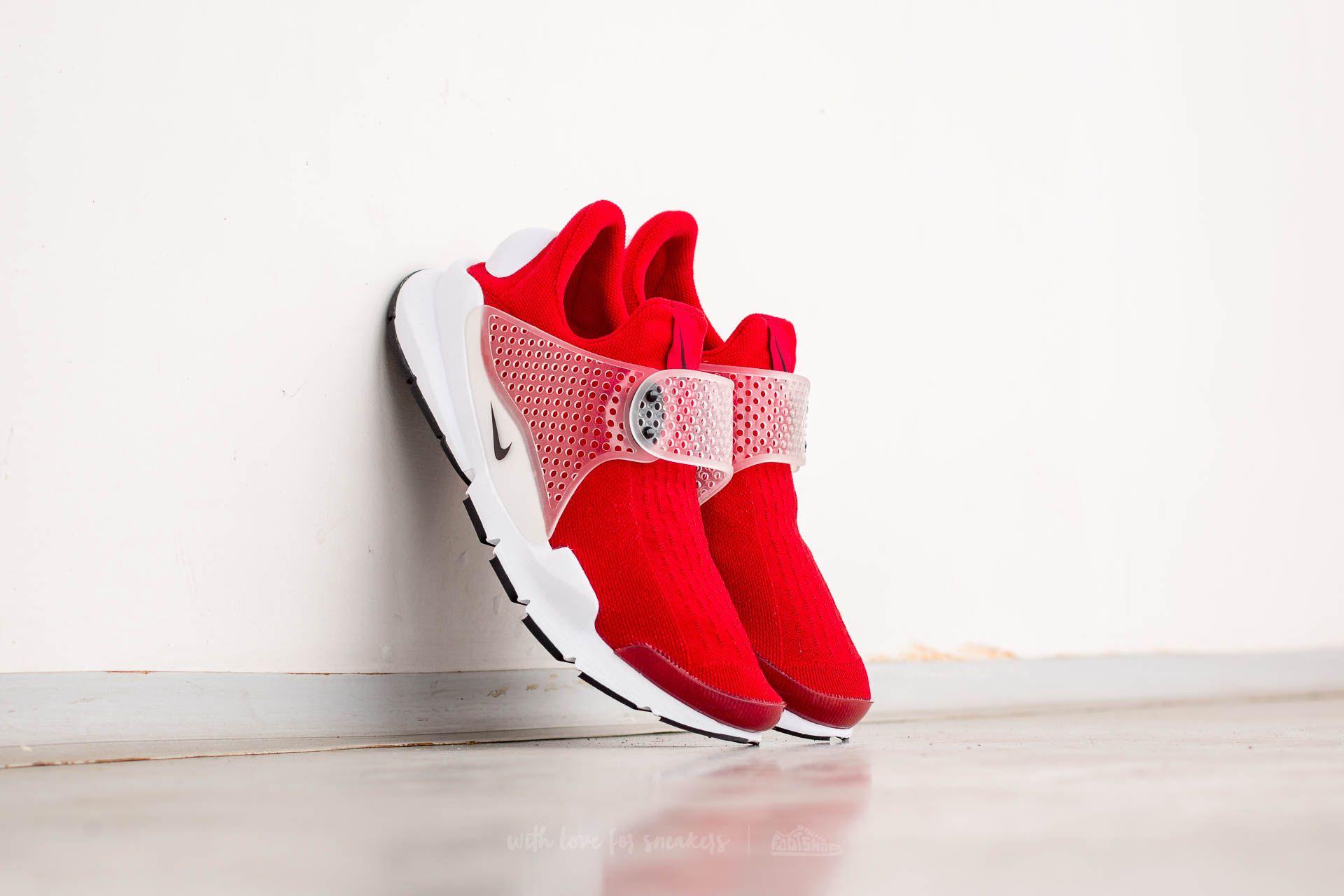 Nike Sock Dart Gym Red/ Black-White