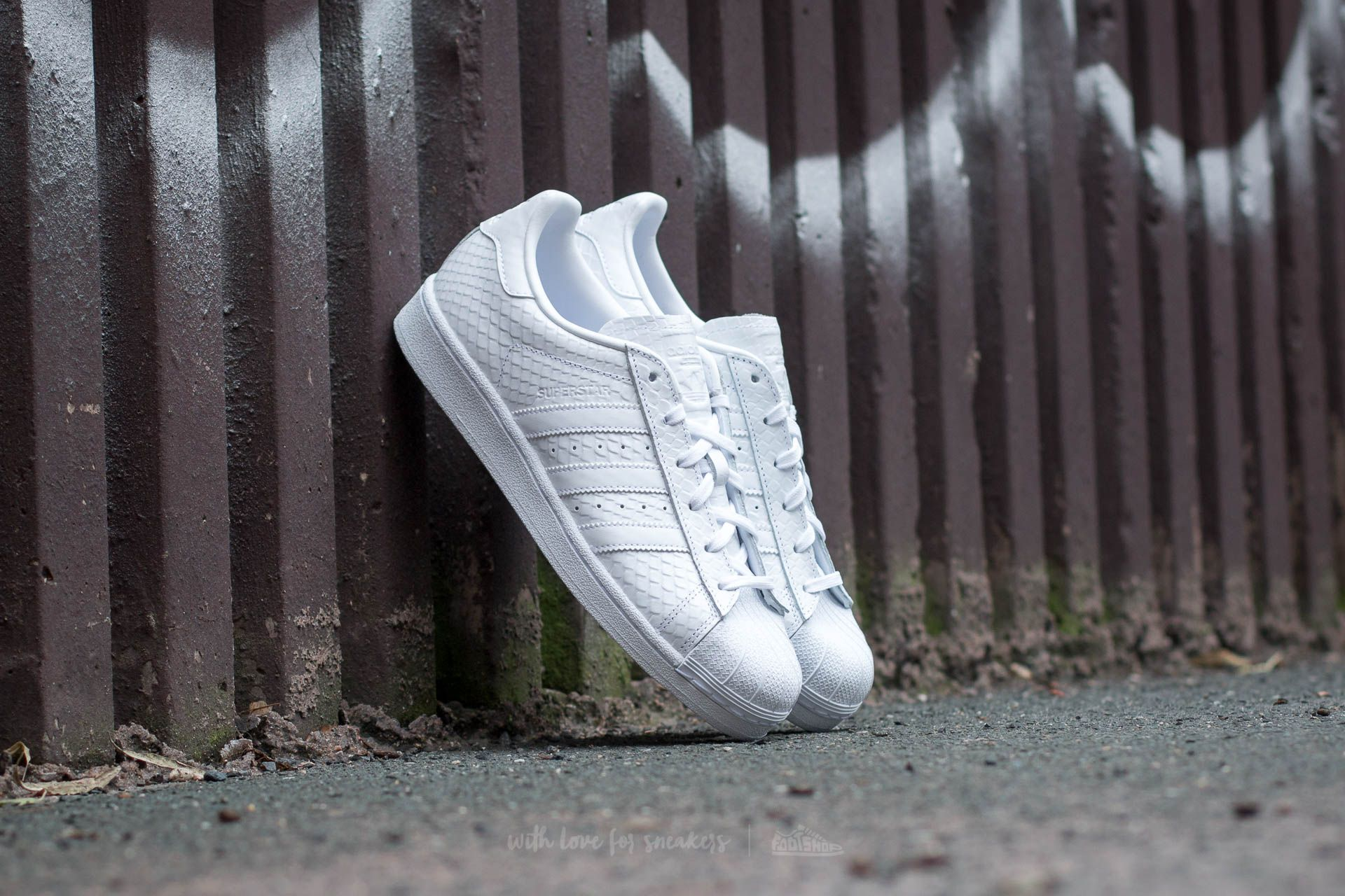 adidas Superstar W Ftw White/ Ftw White/ Core Black Footshop – FR