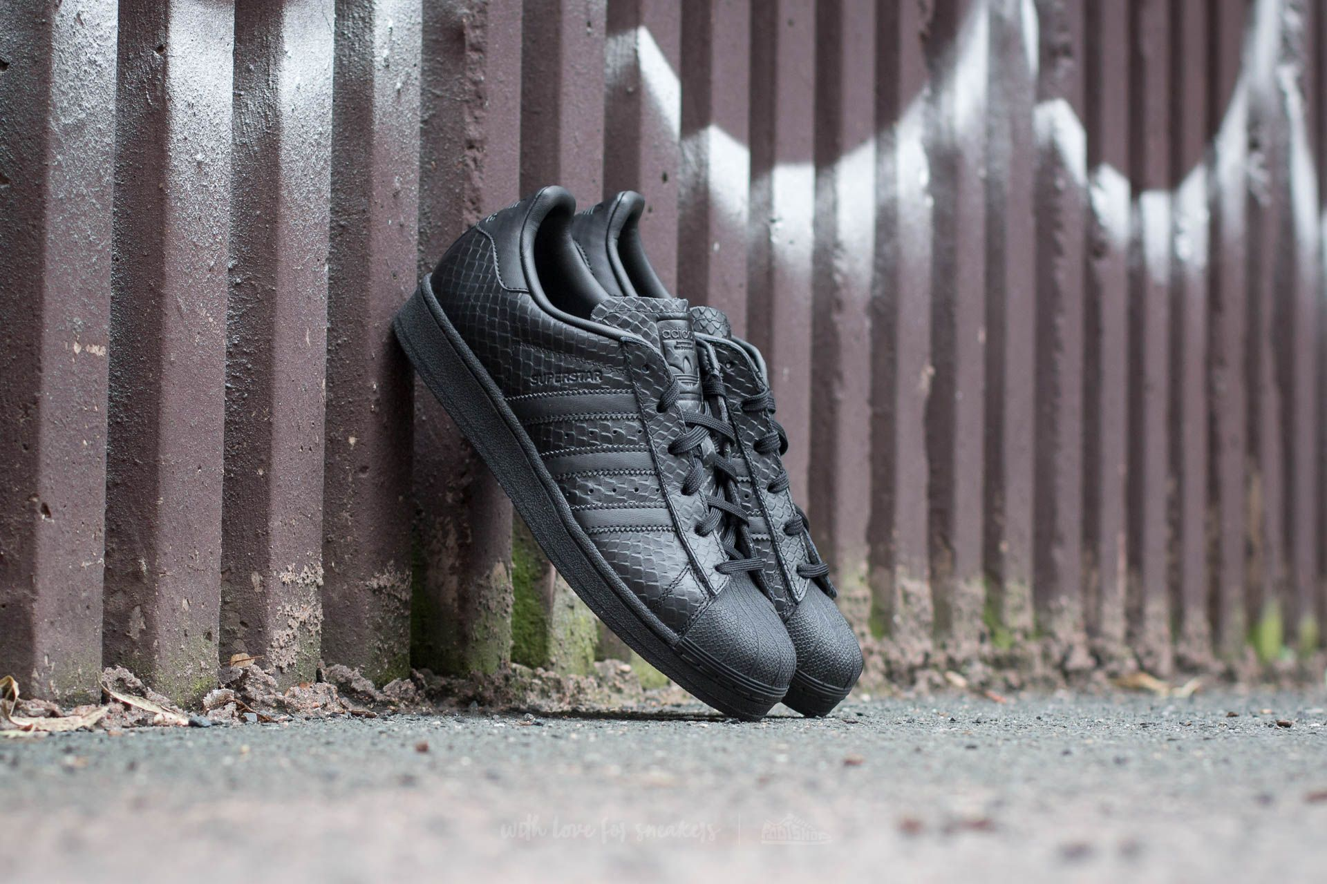 adidas Superstar W Core Black/ Core Black/ Ftw White Footshop – FR