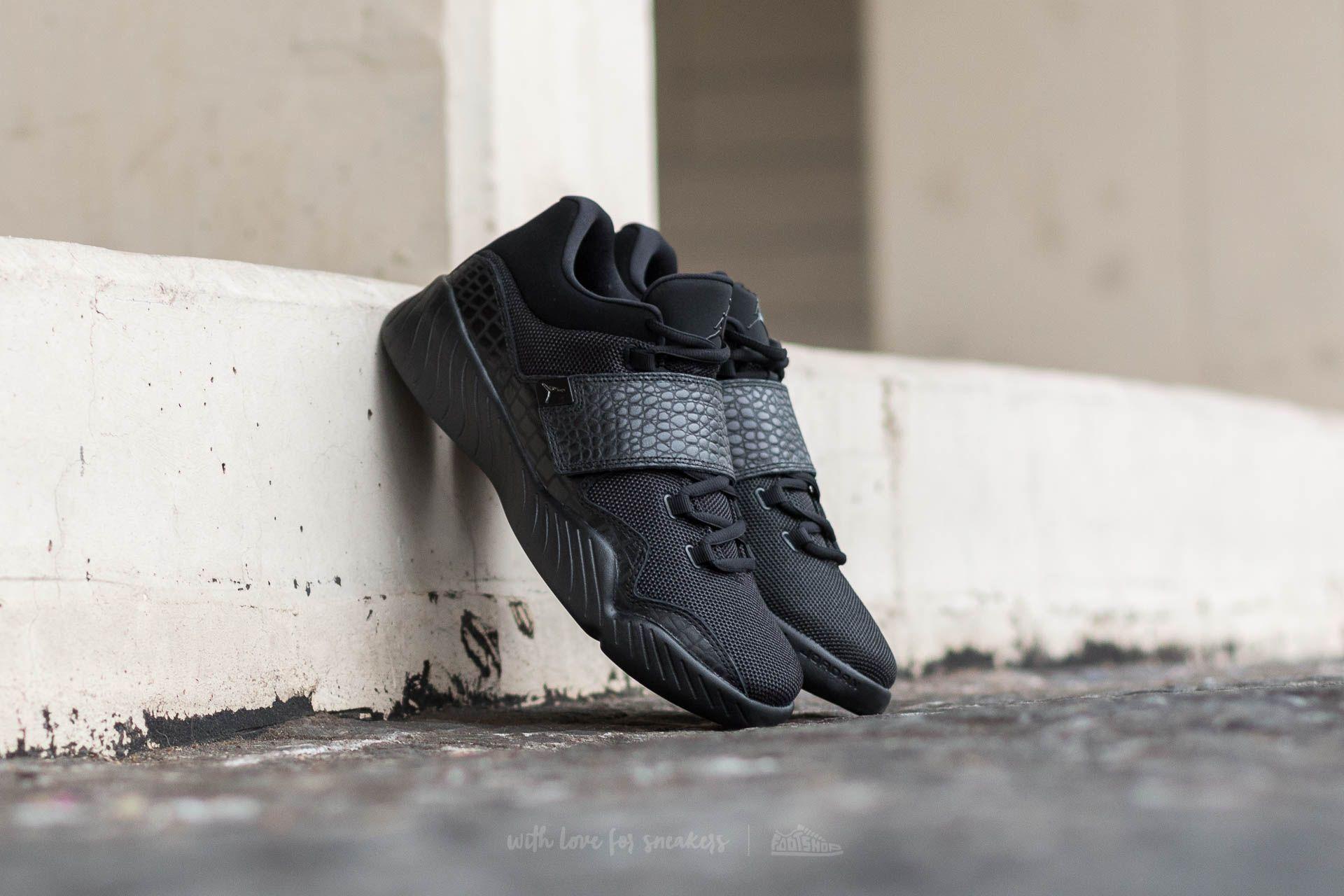 Jordan J23 Black/ Black-Black Footshop – FR