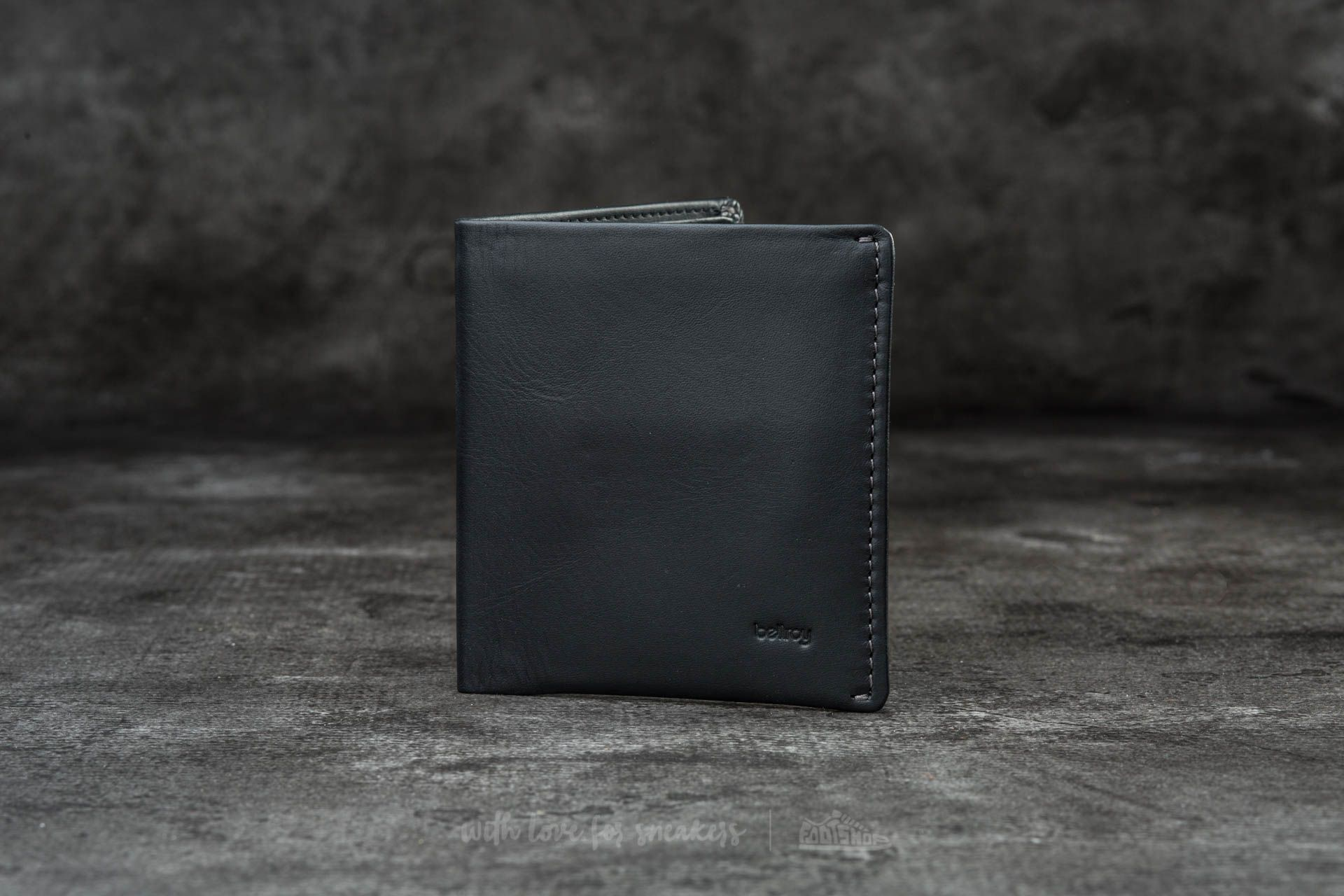 Bellroy Note Sleeve Wallet Black Footshop – FR