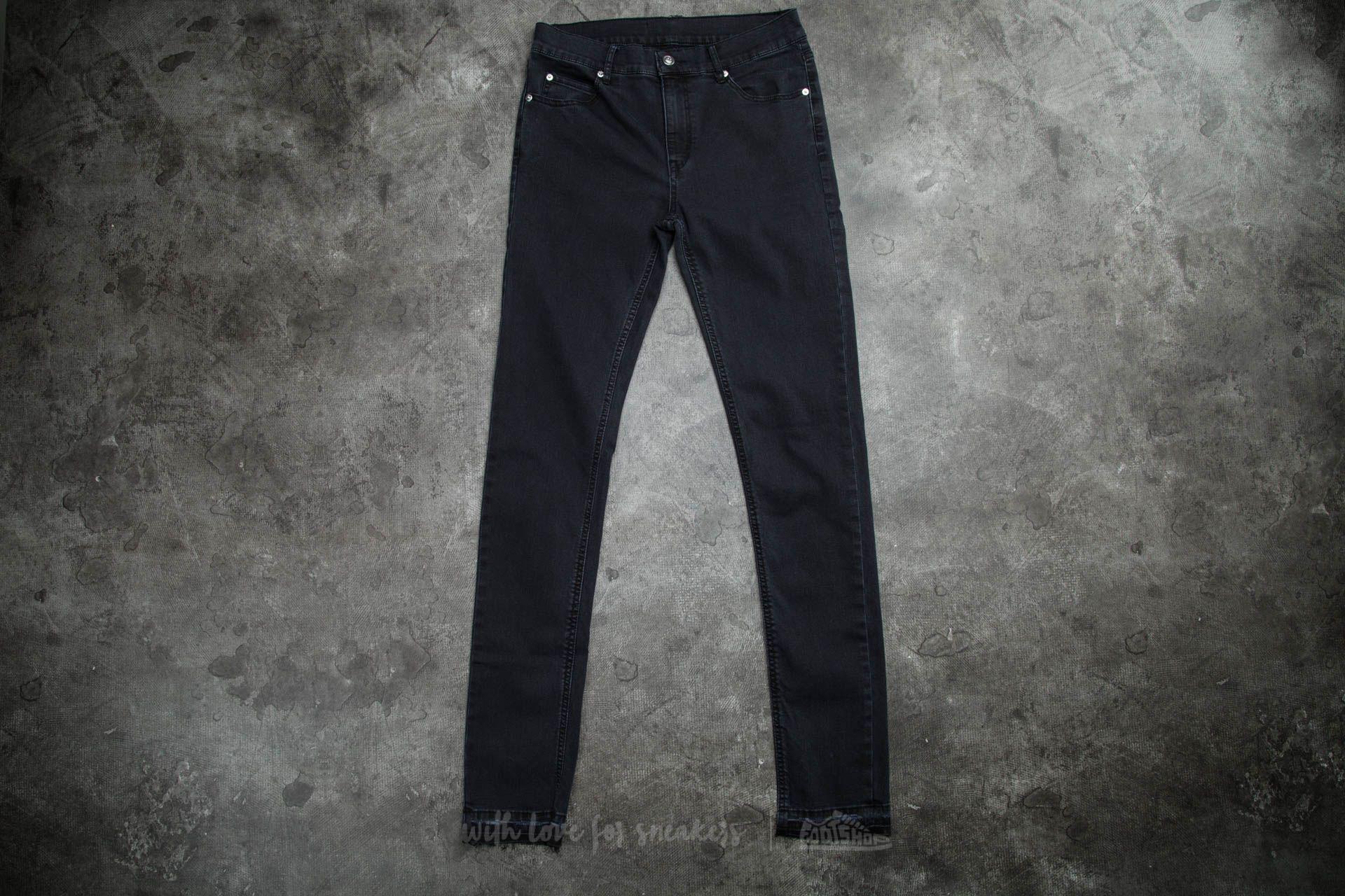 Cheap Monday Tight Jeans Midnight Dye