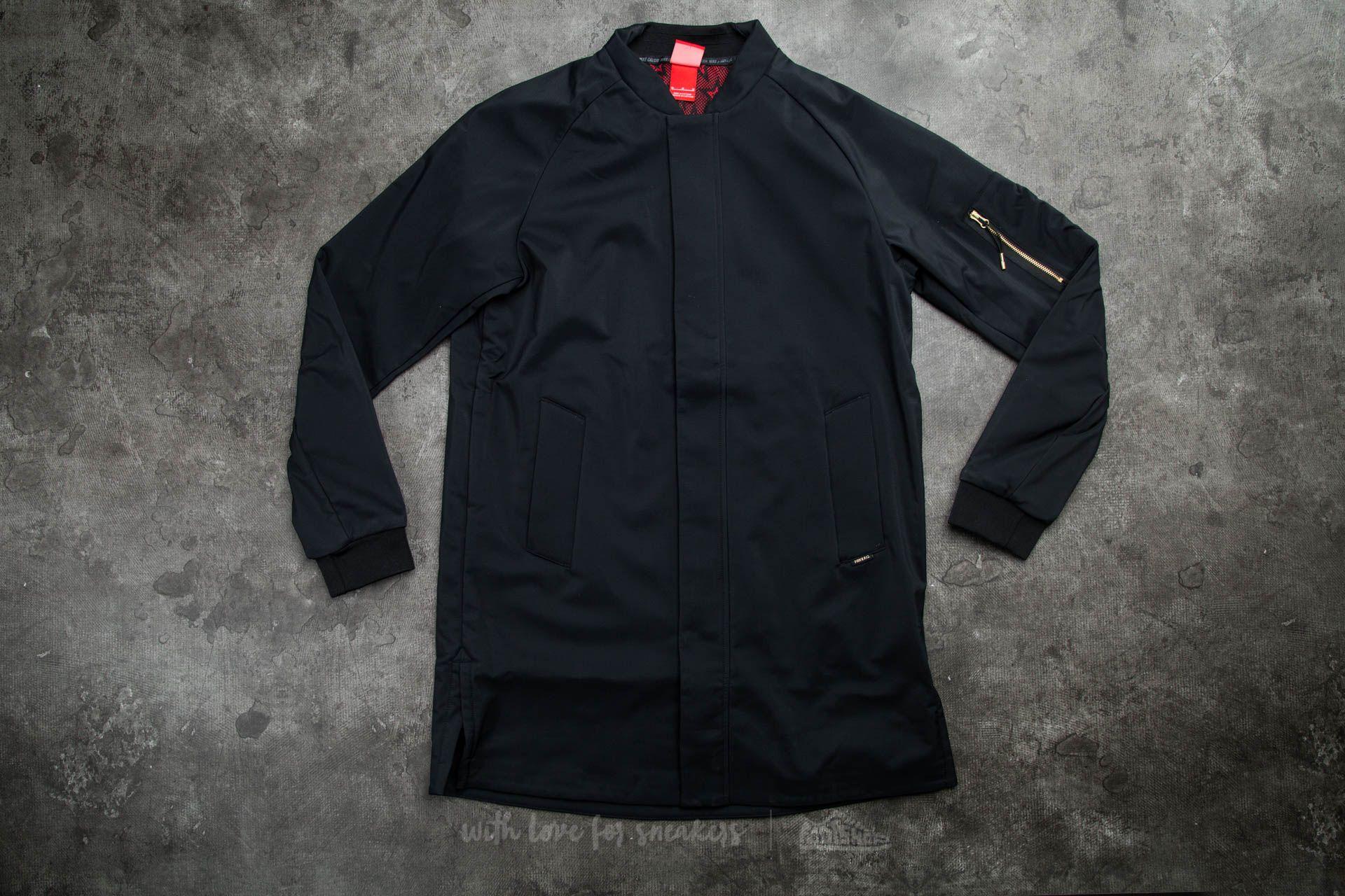 Nike F.C. Jacket Black