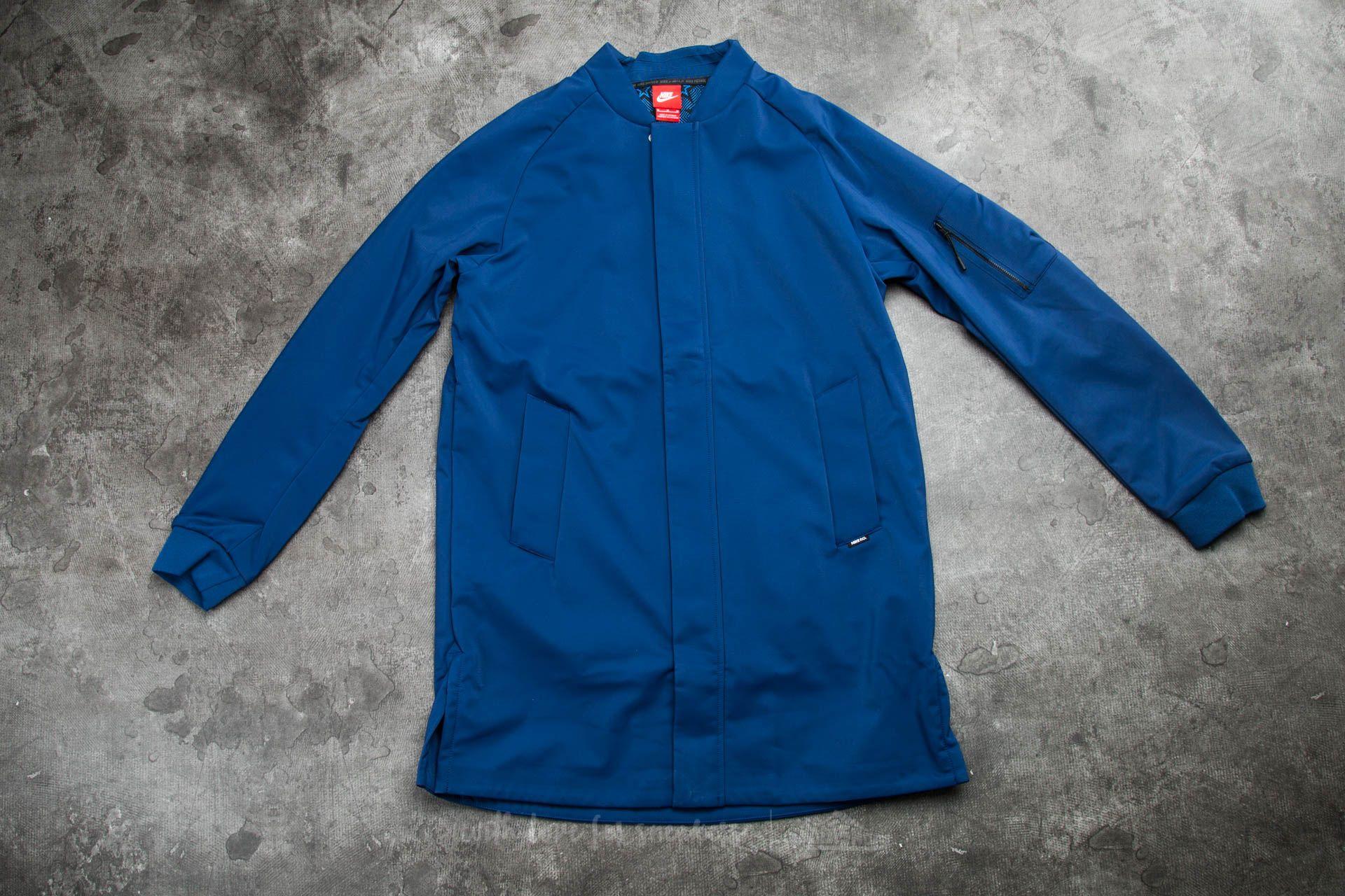 Nike F.C. Jacket Coastal Blue
