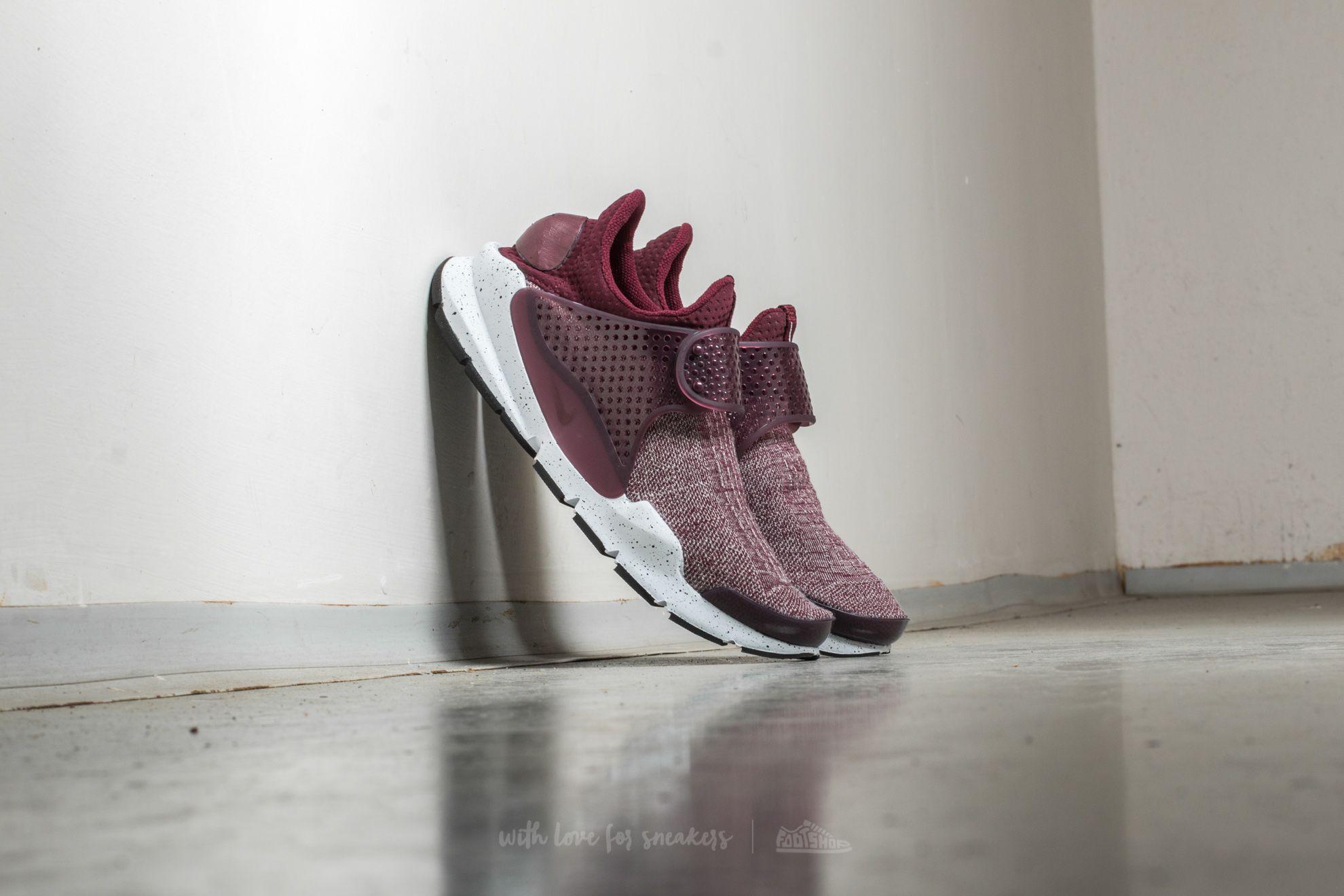 Nike Sock Dart SE Premium Night Maroon/ Night Maroon