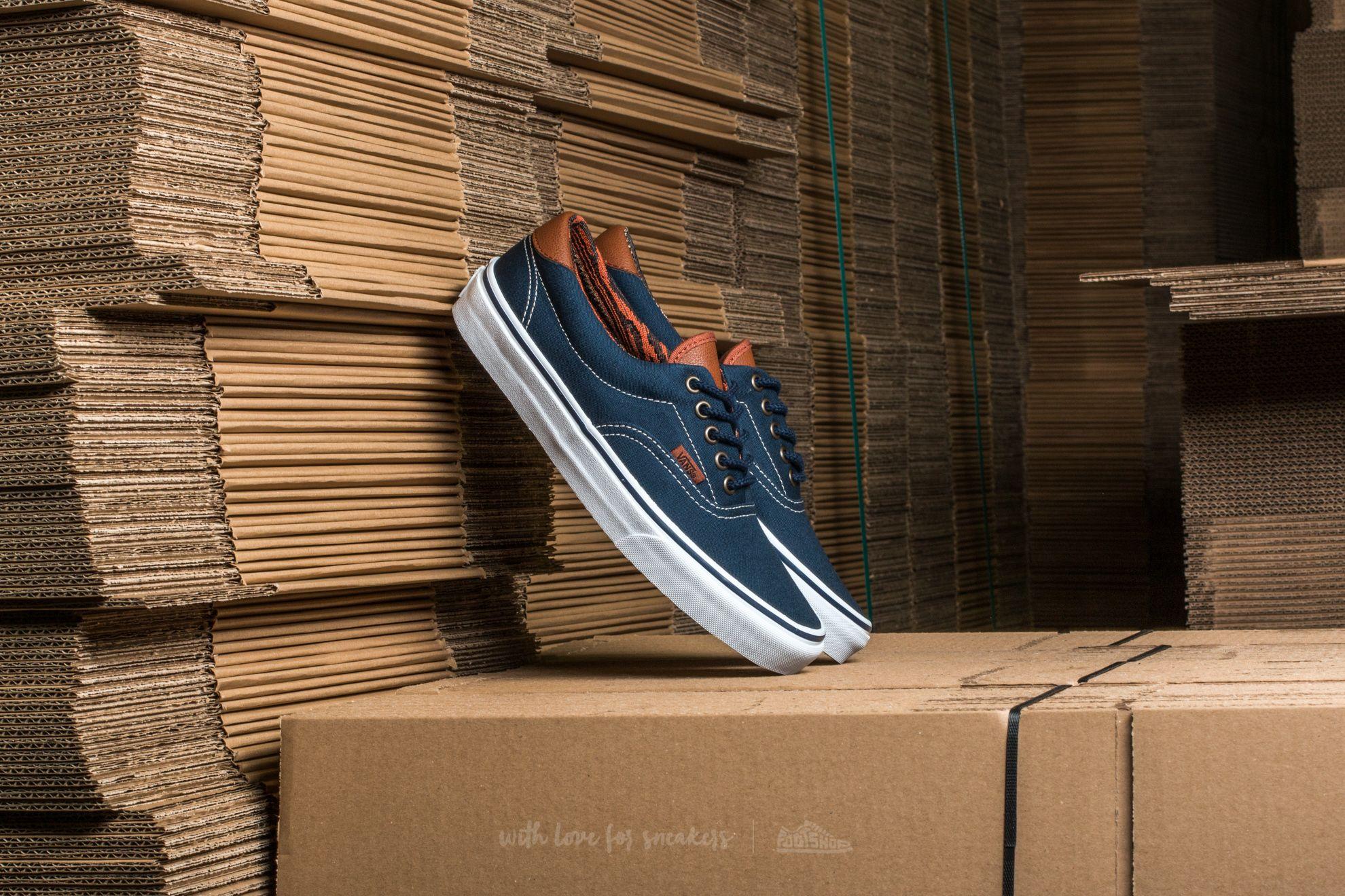 Vans Era 59 C&L Dress Blues/ Italian Weave Footshop – FR